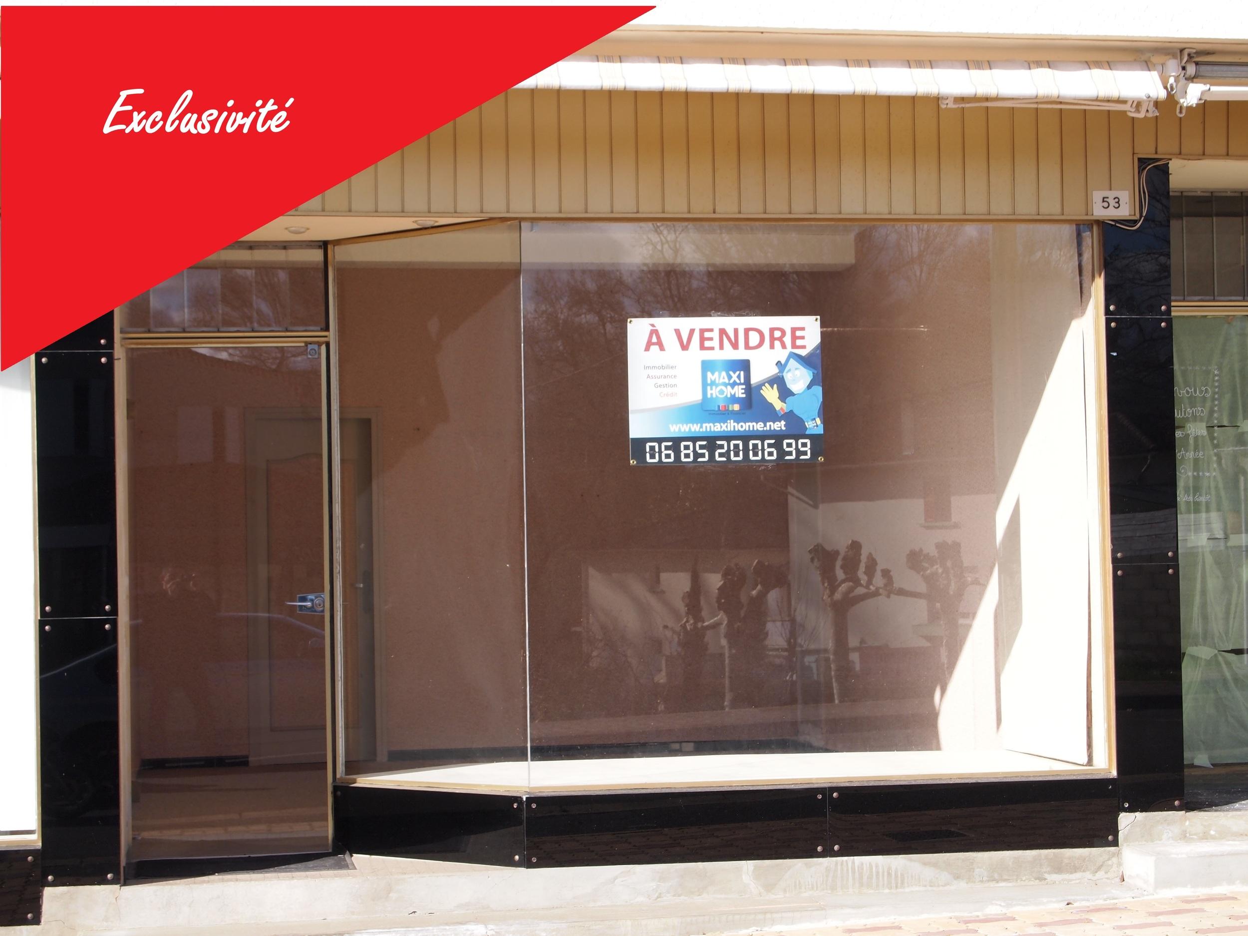 vente bureaux 2 pièces Cazaubon 32150