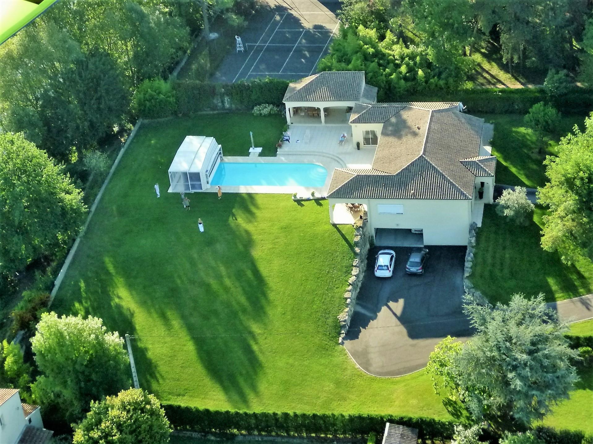 vente maison/villa 6 pièces Montayral 47500