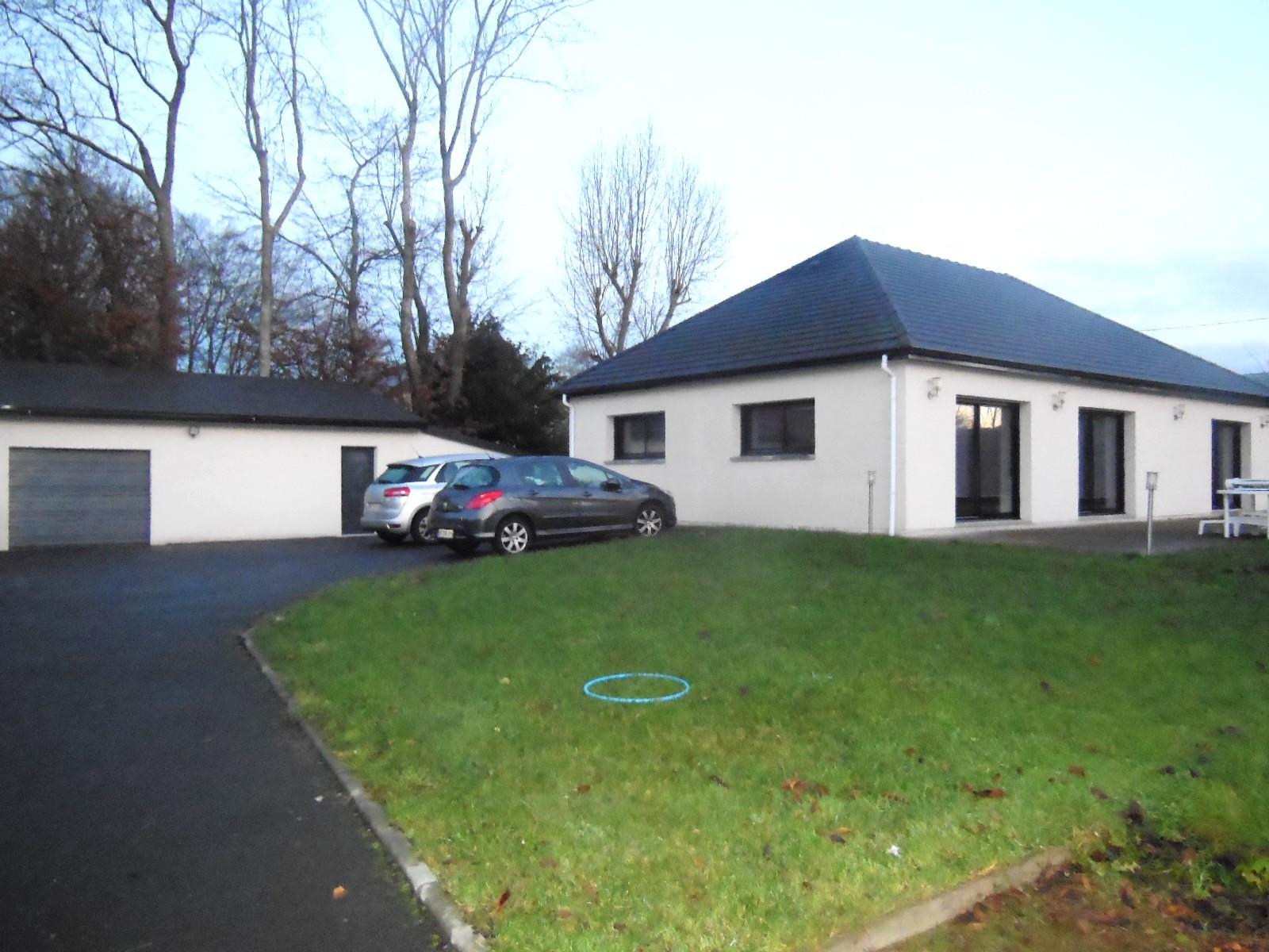 vente maison/villa 6 pièces Saint-Pierre-lès-Elbeuf 76320