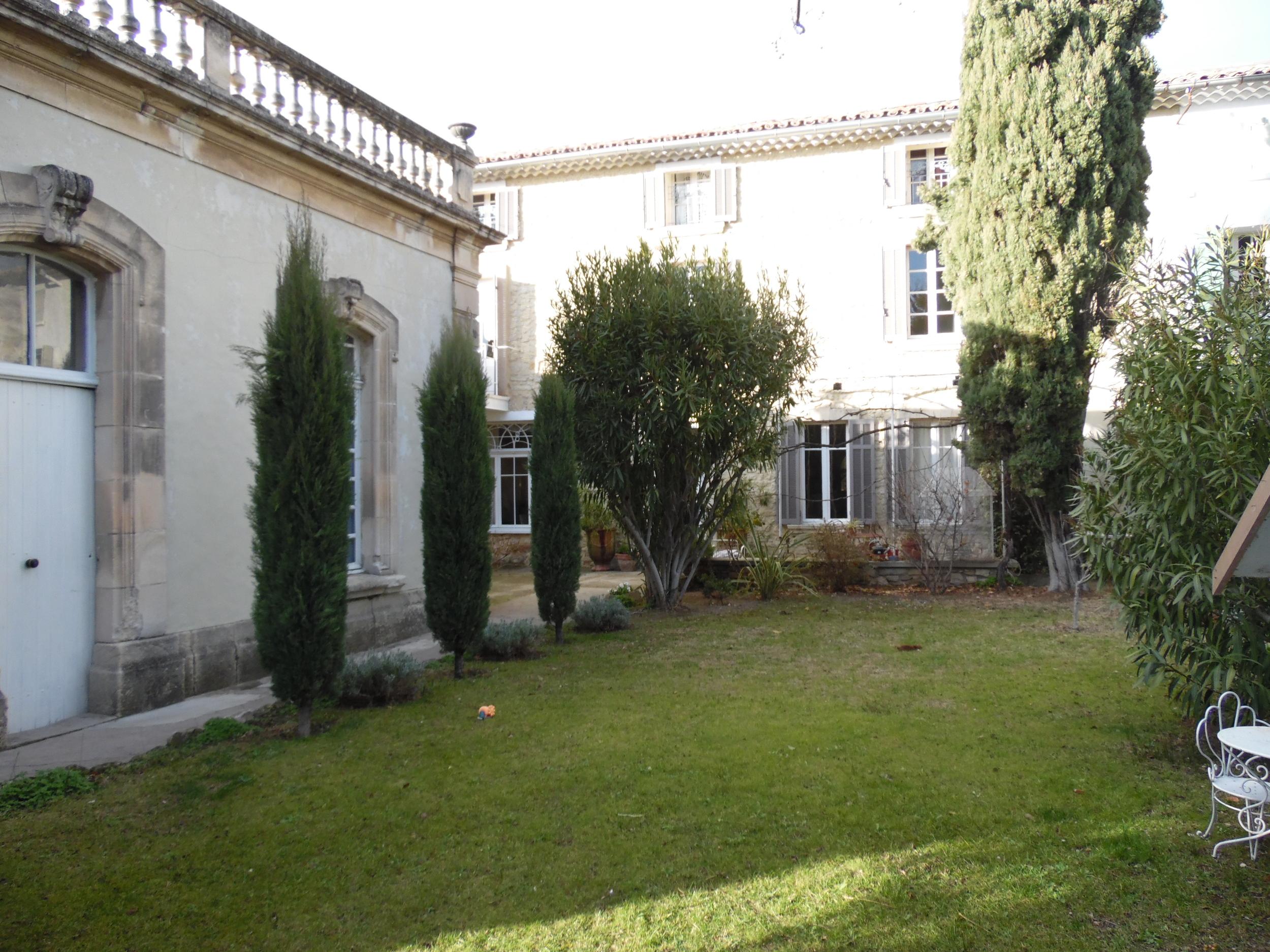 vente maison/villa 10 pièces Carpentras 84200