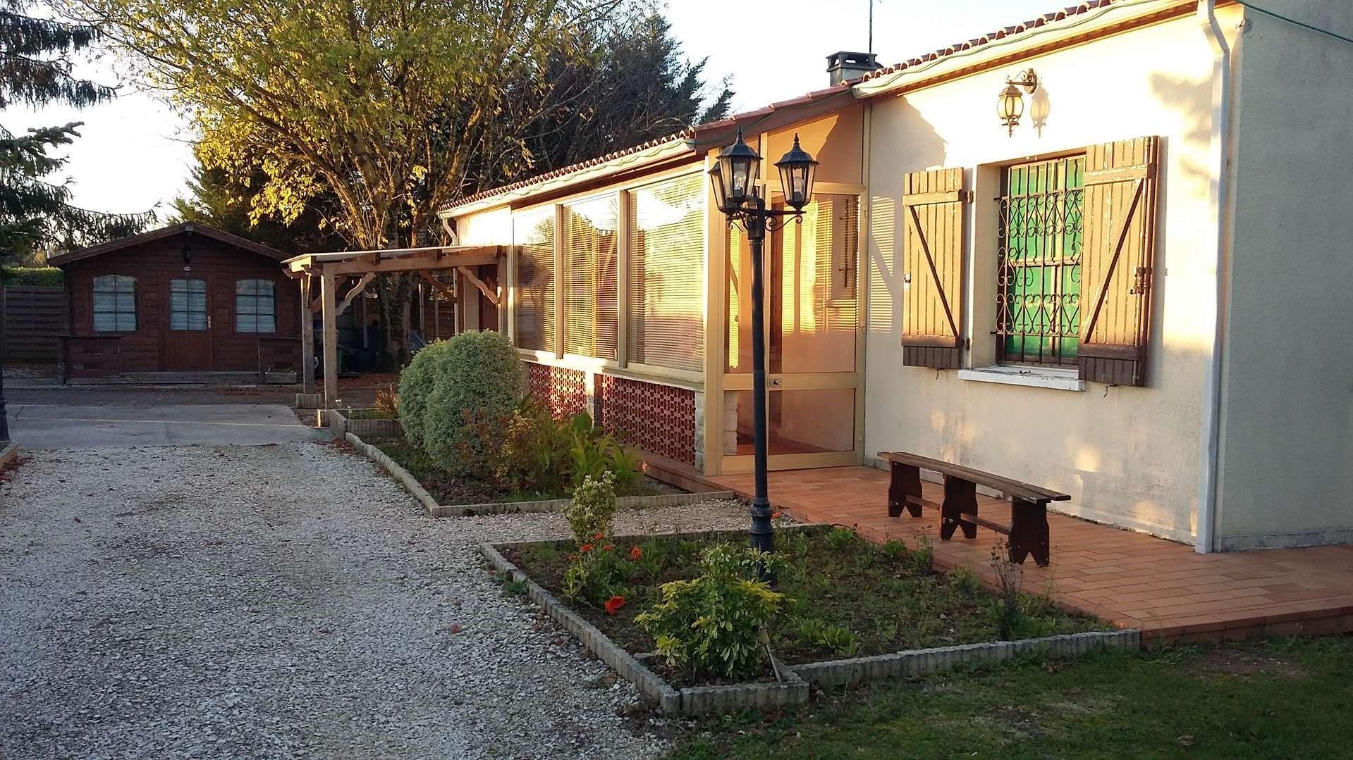 vente maison/villa 6 pièces Trémons 47140