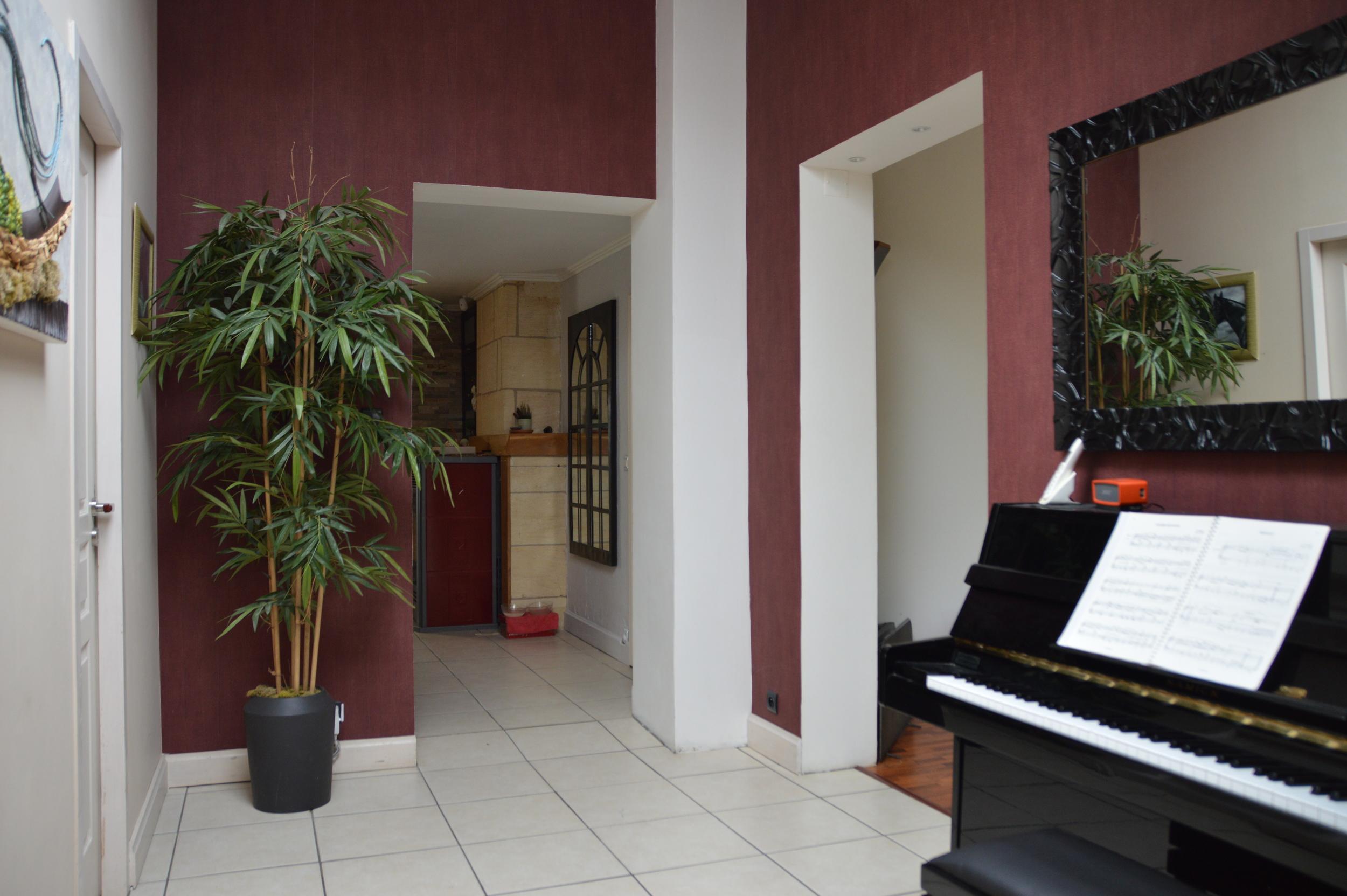 vente maison/villa 6 pièces Cubnezais 33620