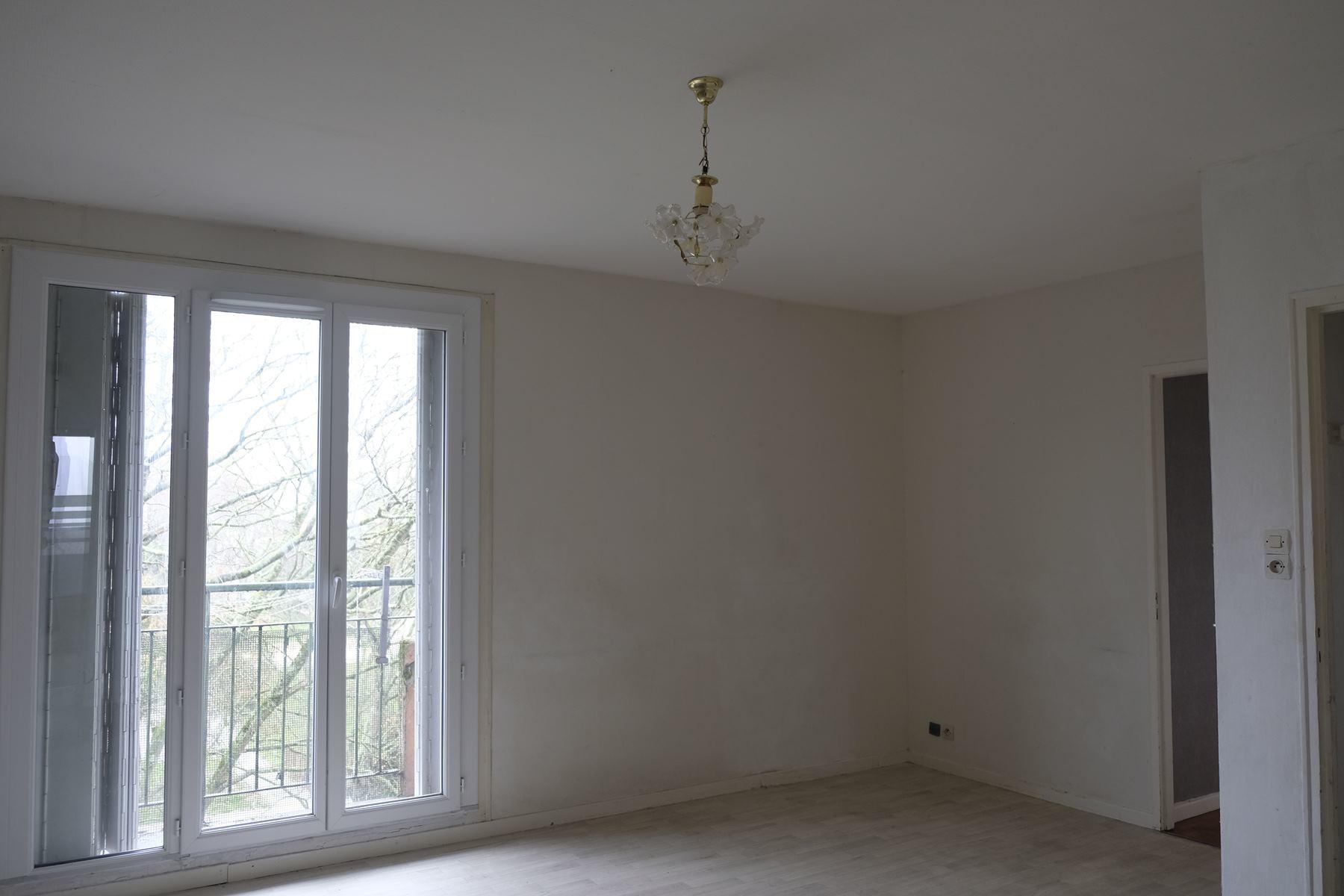 vente Appartement 3 pièces Toulouse 31100