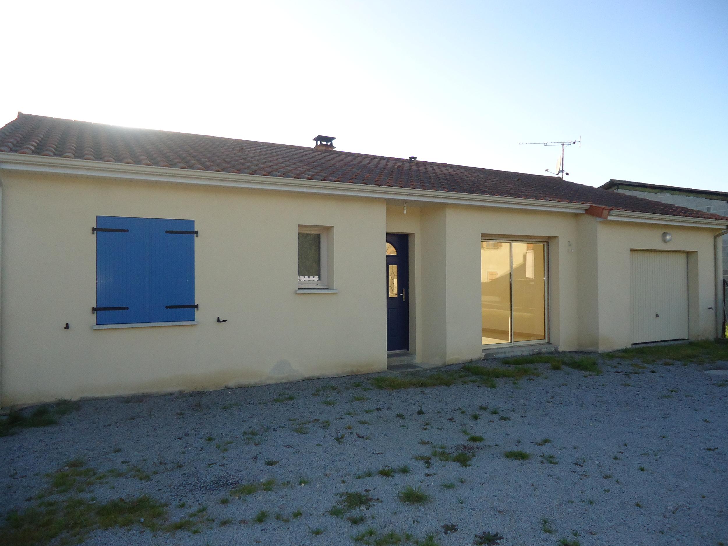 vente maison/villa 4 pièces La Ferrière-en-Parthenay 79390