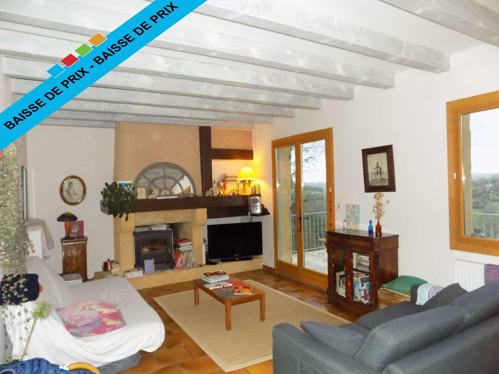 vente maison/villa 5 pièces Coux-et-Bigaroque 24220