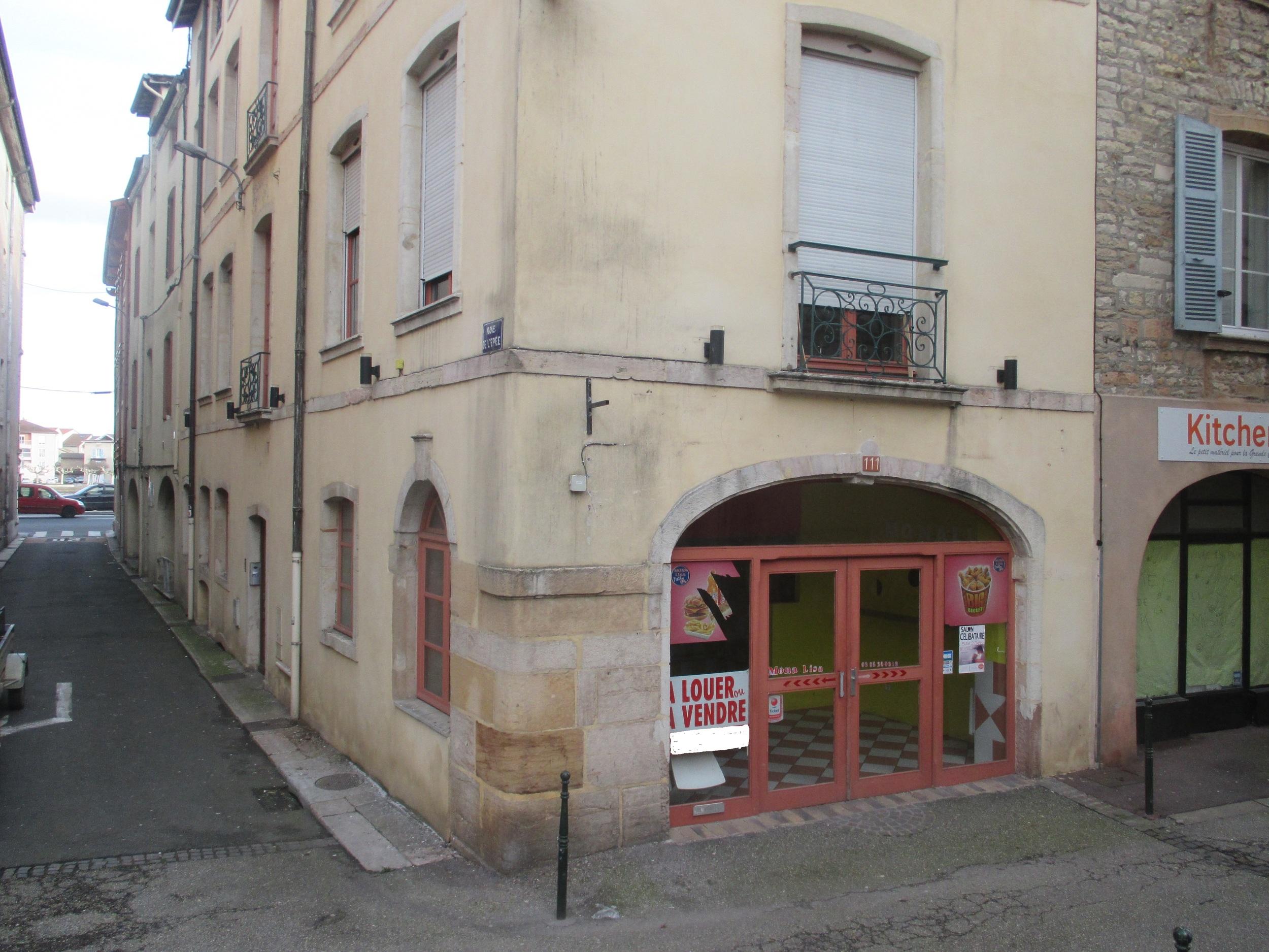 vente bureaux 2 pièces Mâcon 71000