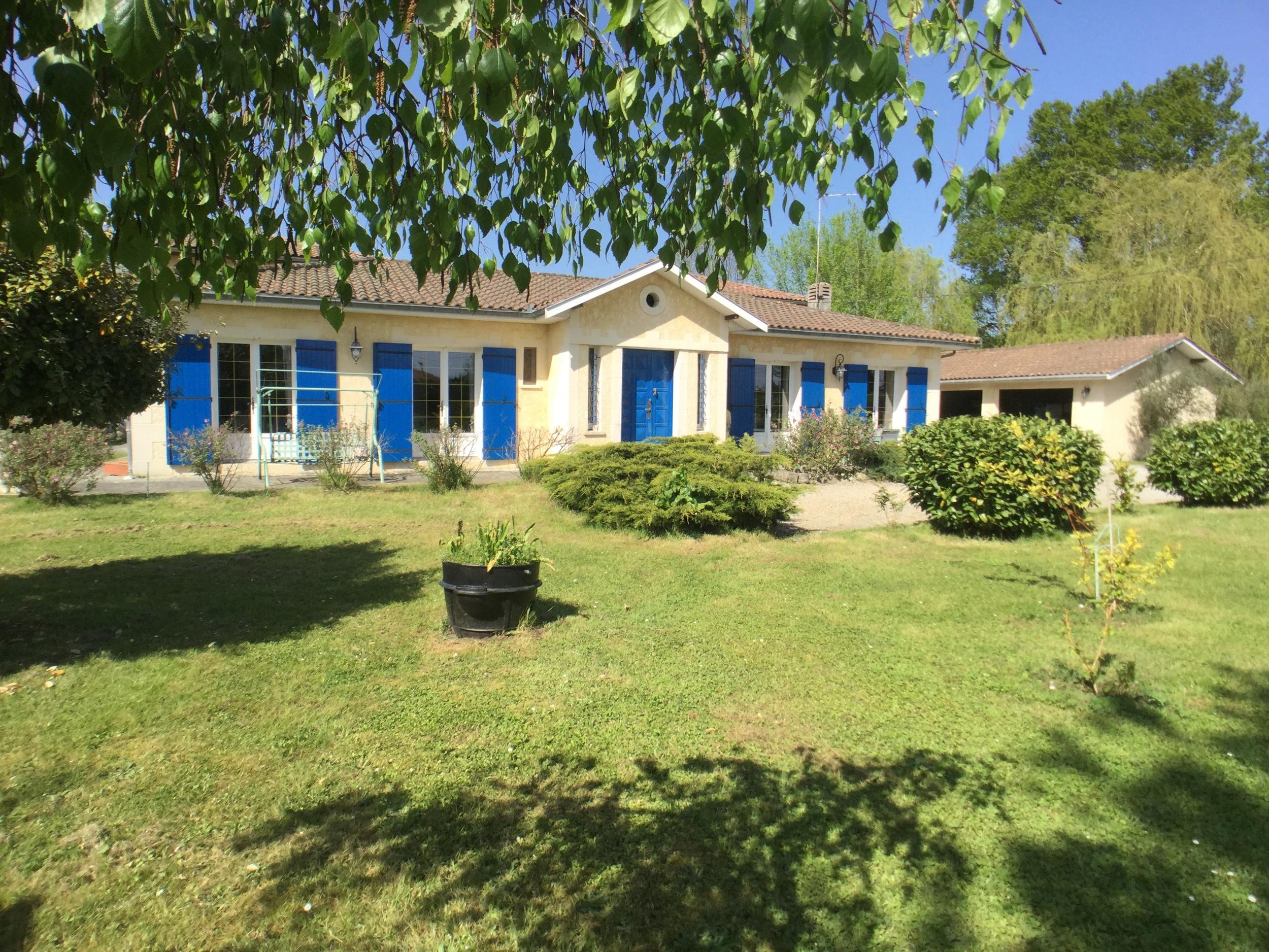 vente maison/villa 7 pièces Avensan 33480