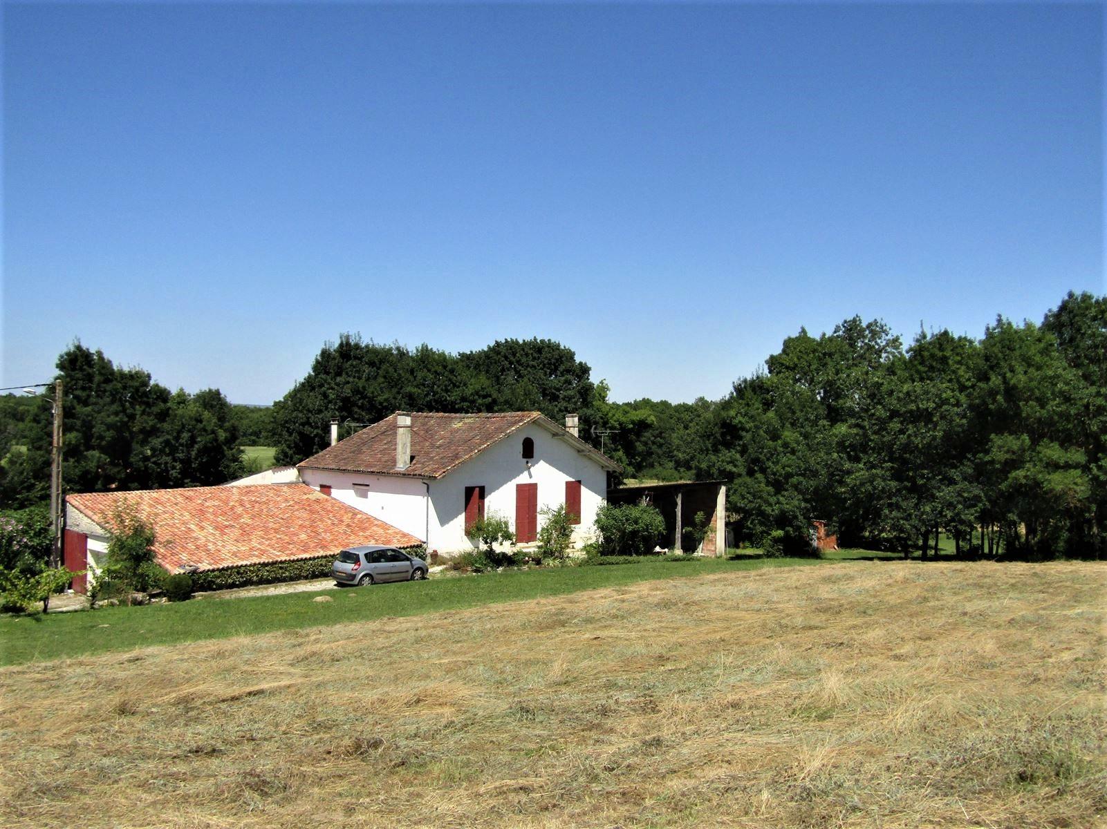 vente maison/villa 6 pièces Réparsac 16200