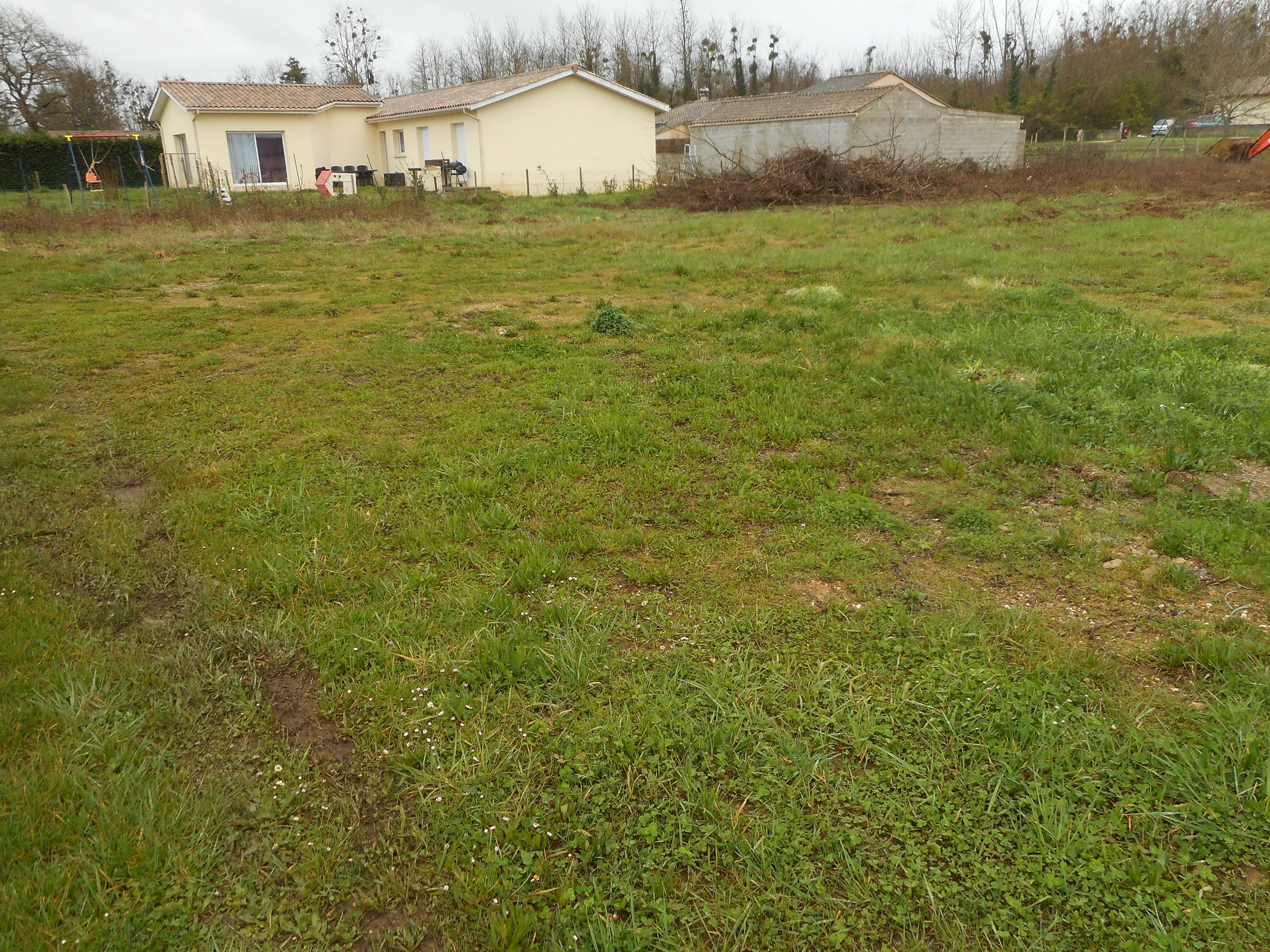 vente terrain Landiras Landiras 33720