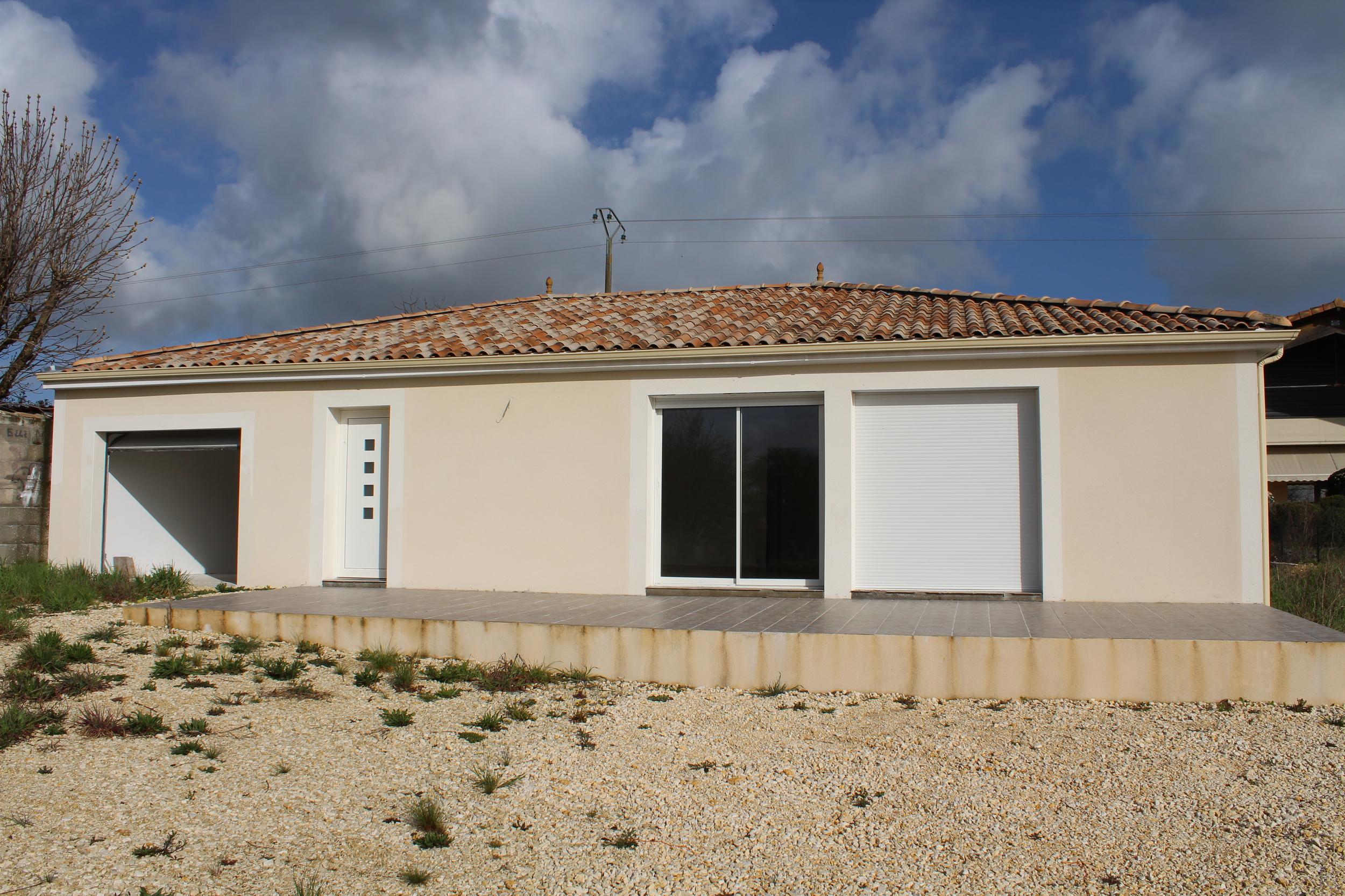 vente maison/villa 5 pièces La Couronne 16400