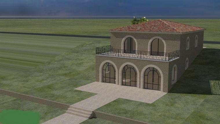 vente maison/villa 5 pièces Verrières 86410