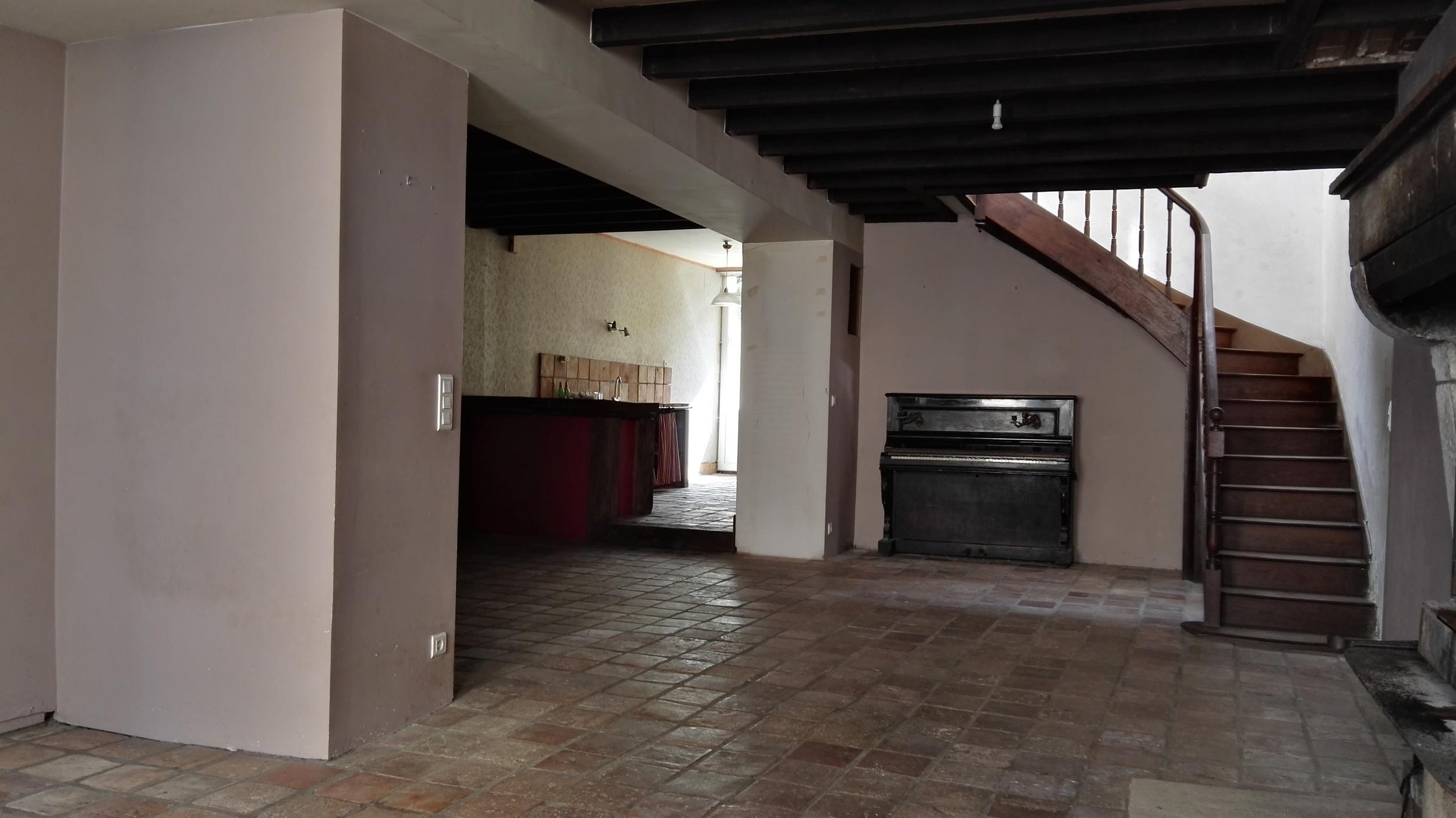 vente maison/villa 5 pièces Chauvigny 86300