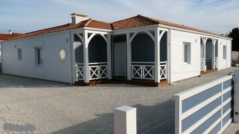 vente maison/villa 5 pièces Saint-Palais-sur-Mer 17420