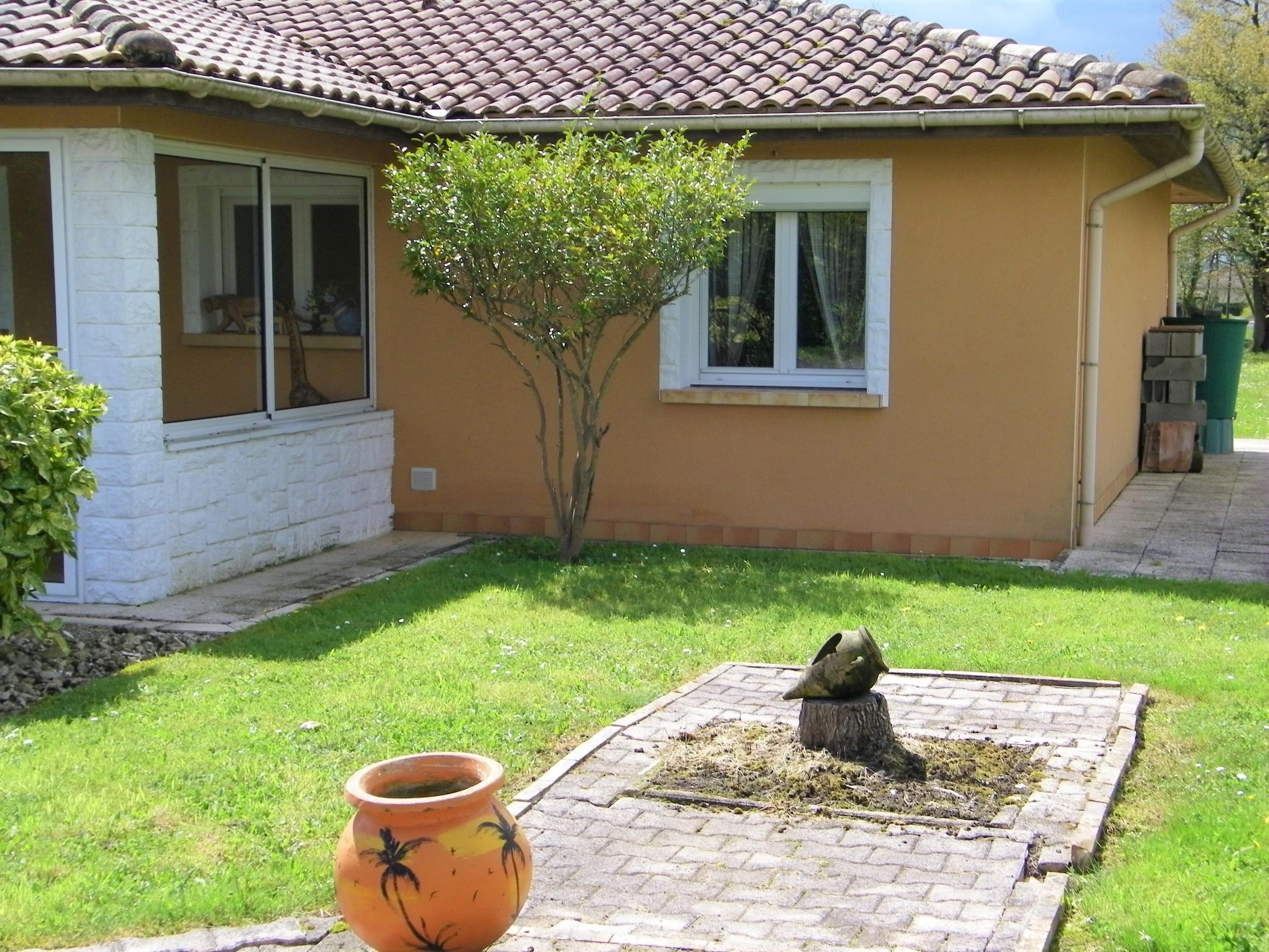 vente maison/villa 7 pièces Hagetmau 40700
