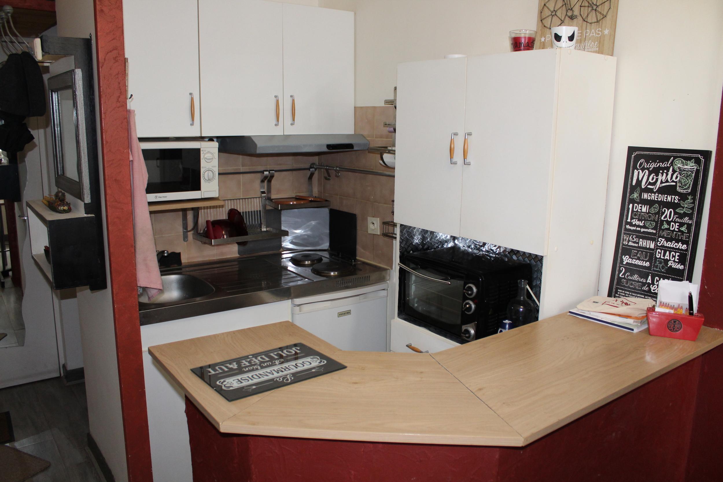 vente Appartement 2 pièces Angoulême 16000