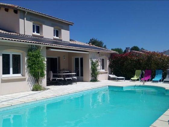 vente maison/villa 5 pièces Chaillevette 17890