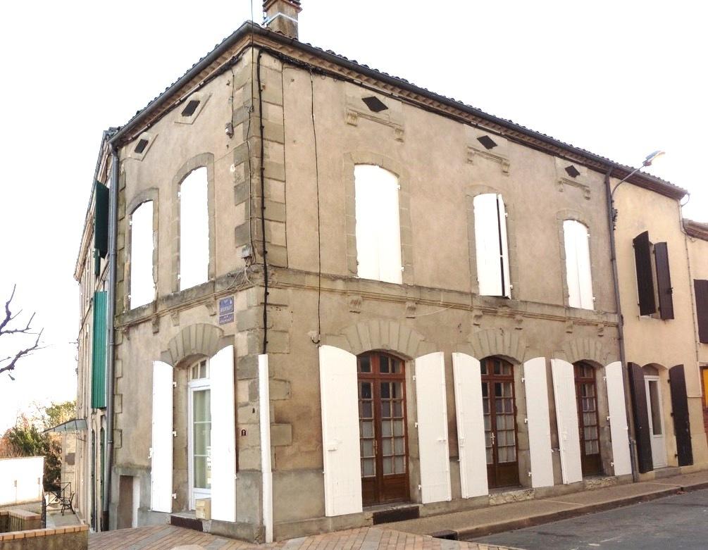 vente maison/villa 4 pièces Cancon 47290