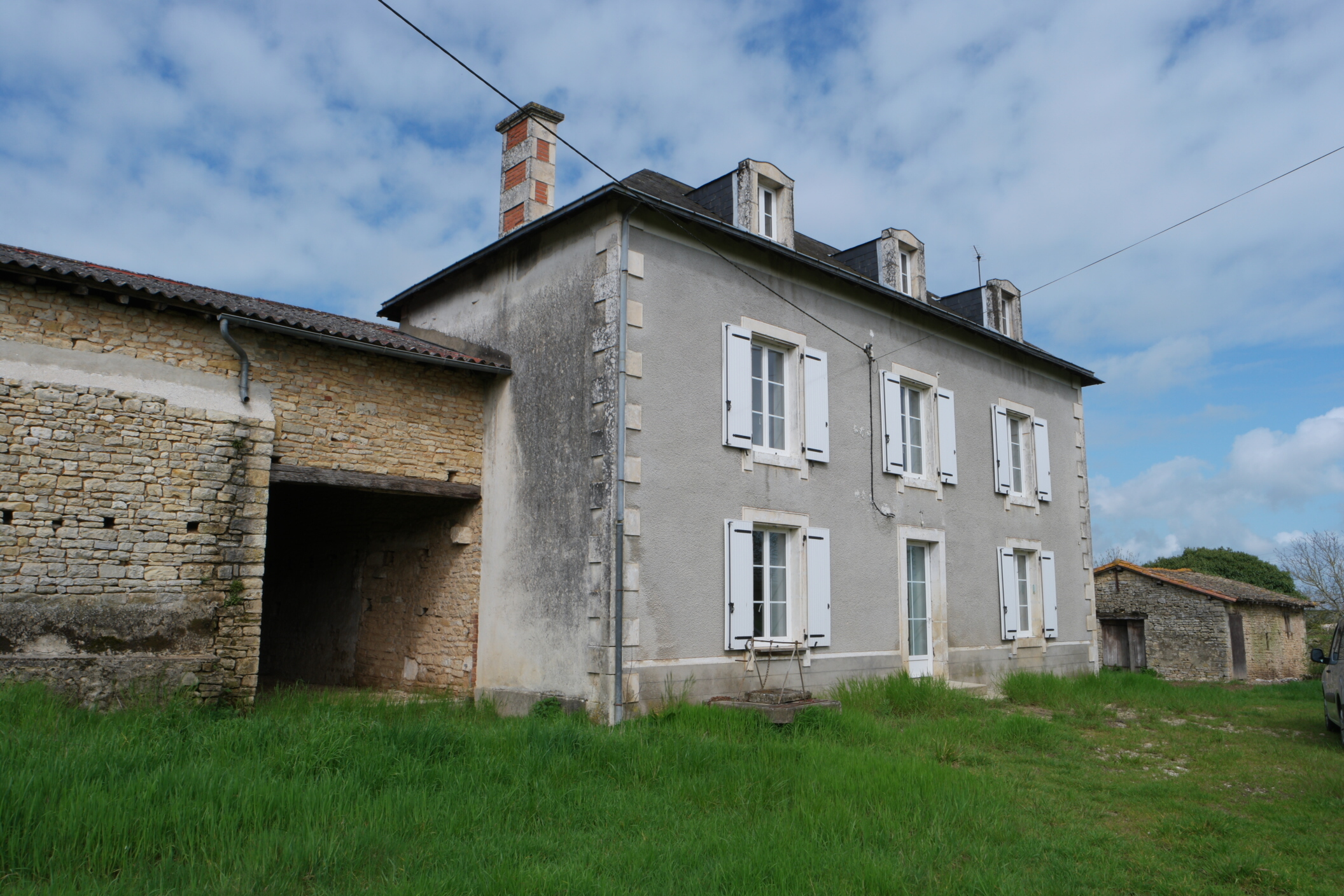 vente maison/villa 5 pièces Avon 79800