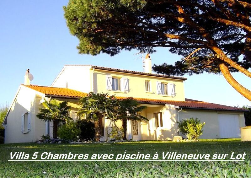 vente maison/villa 7 pièces Villeneuve-sur-Lot 47300