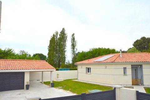 vente maison/villa 5 pièces Cubnezais 33620