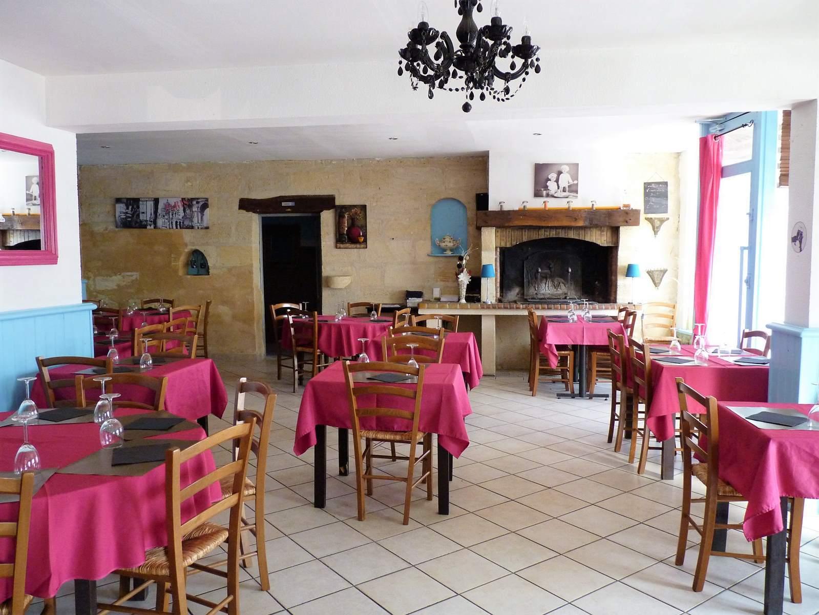 Cession de droit au bail Bar Restaurant Salle de spectacle Terrasse - Nord Est Libourne - Restaurant