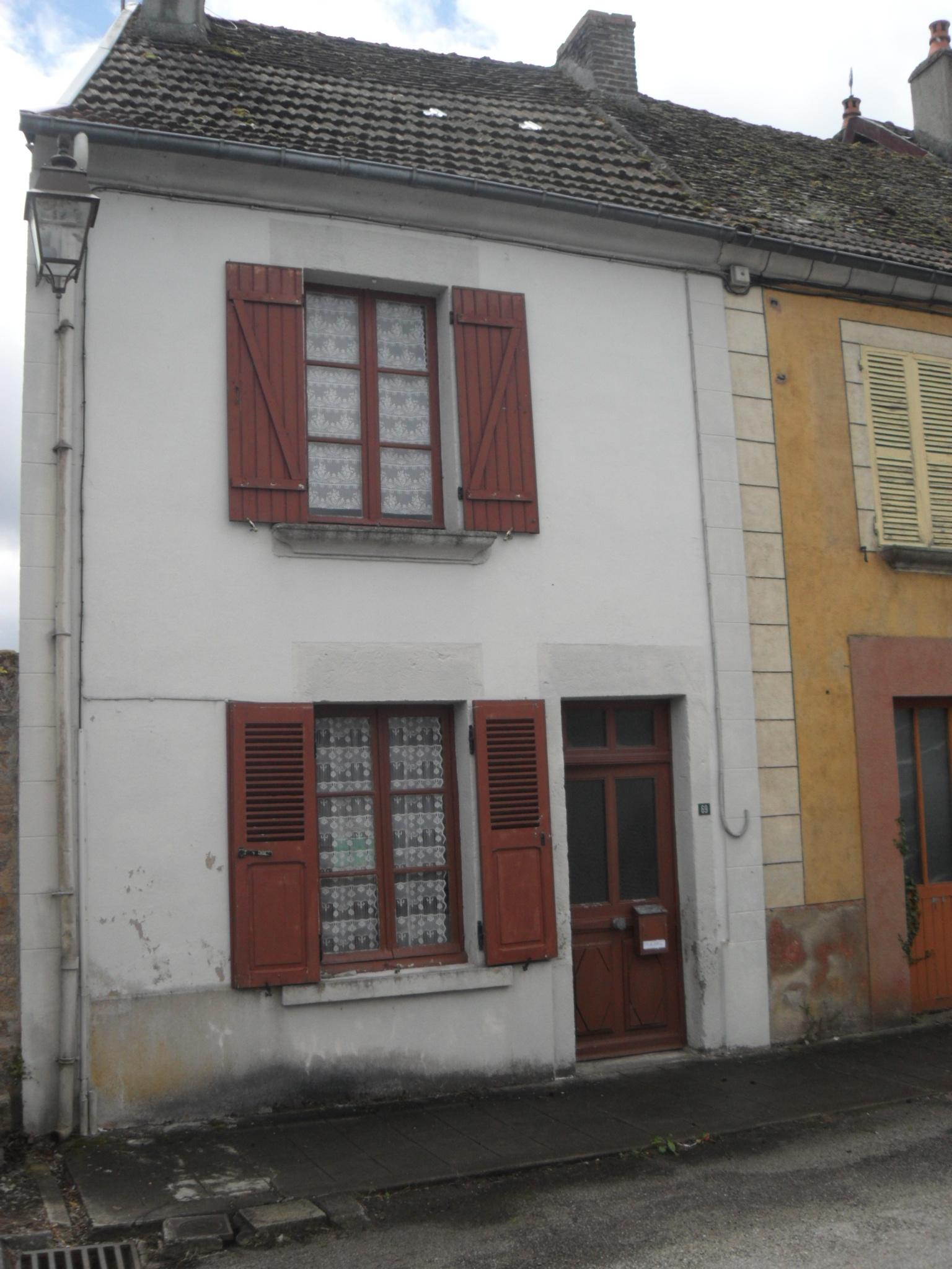vente maison/villa 3 pièces Bellegarde-en-Marche 23190