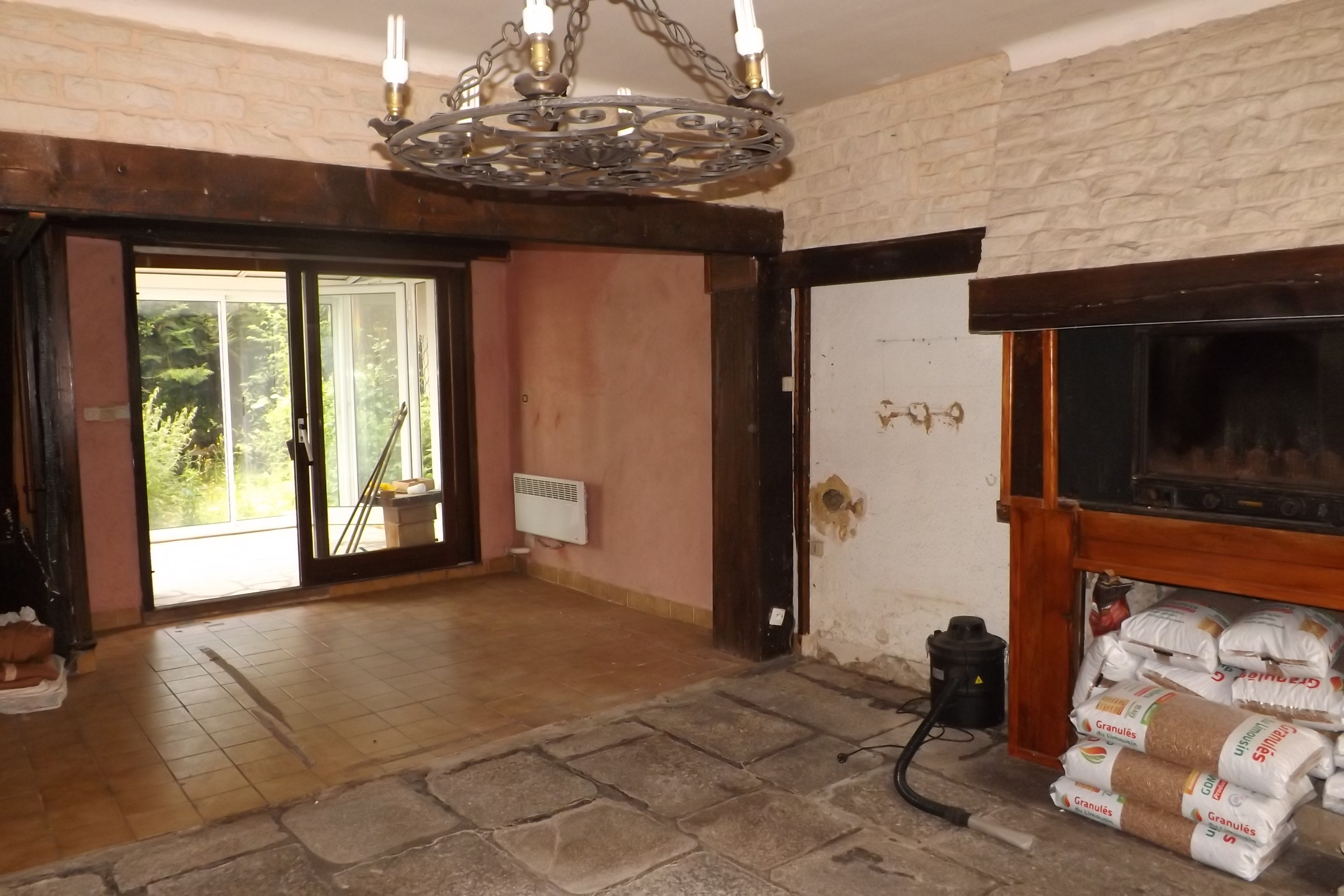 vente maison/villa 4 pièces Marsac 23210