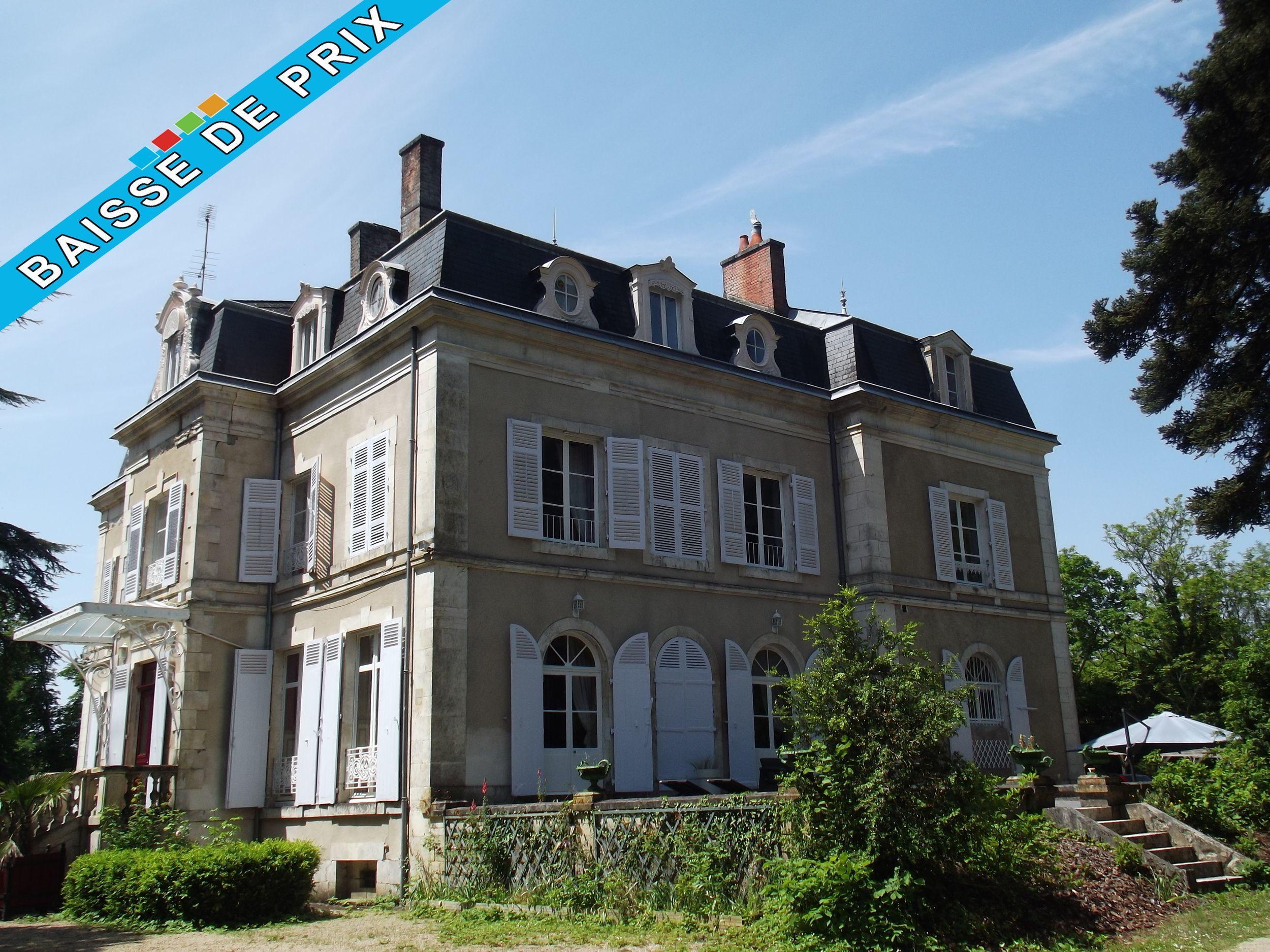 vente inconnu 15 pièces Châteauroux 36000