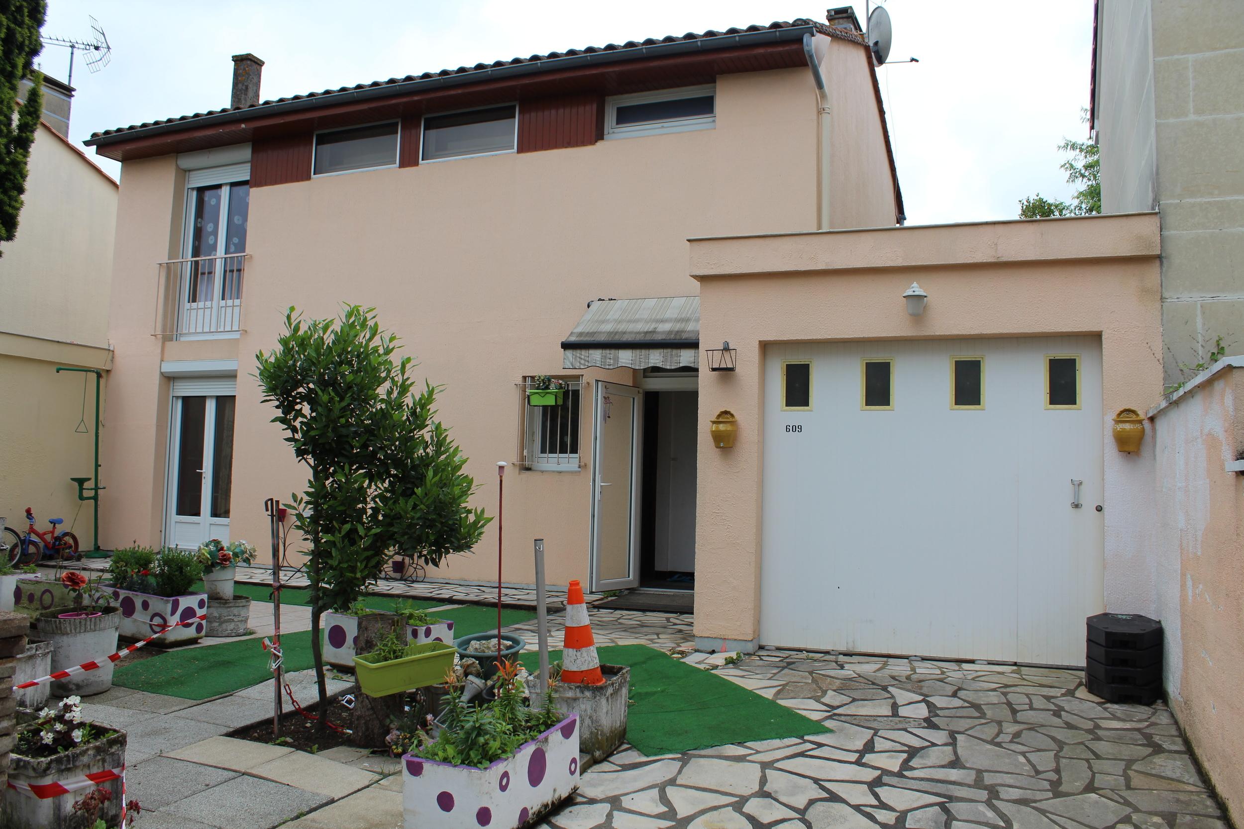 vente maison/villa 5 pièces Soyaux 16800