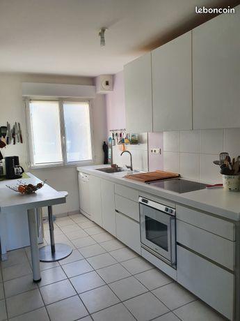 vente Appartement 3 pièces Cornebarrieu 31700