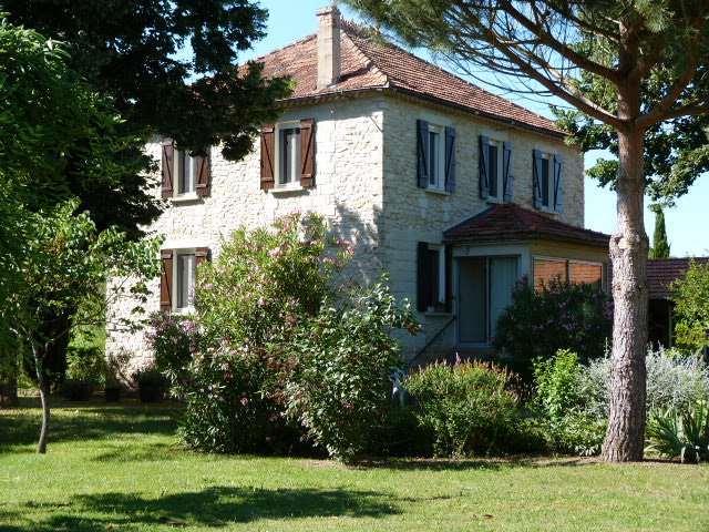 vente maison/villa 8 pièces Saint Georges 47370