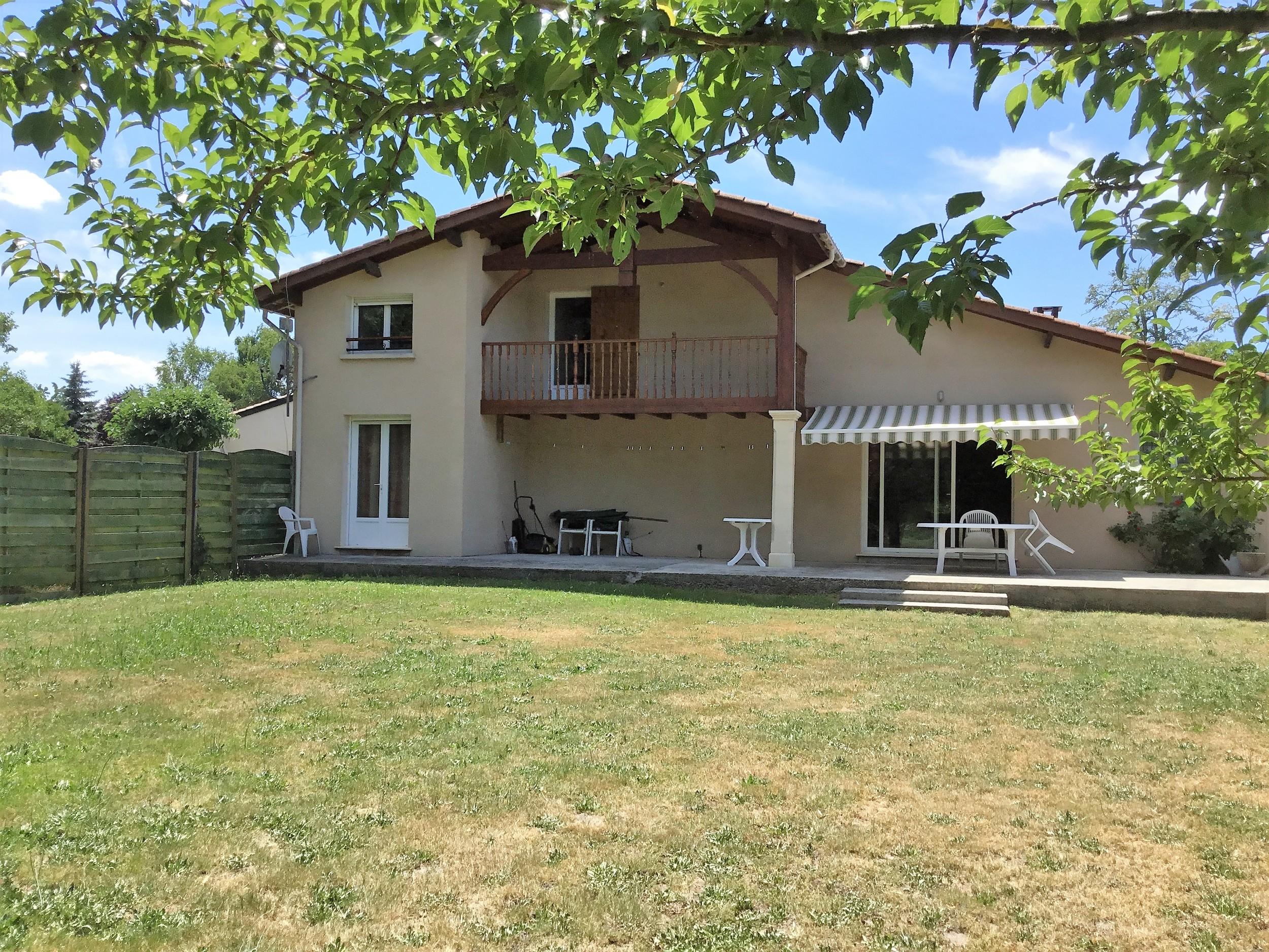 vente maison/villa 5 pièces Lamarque 33460