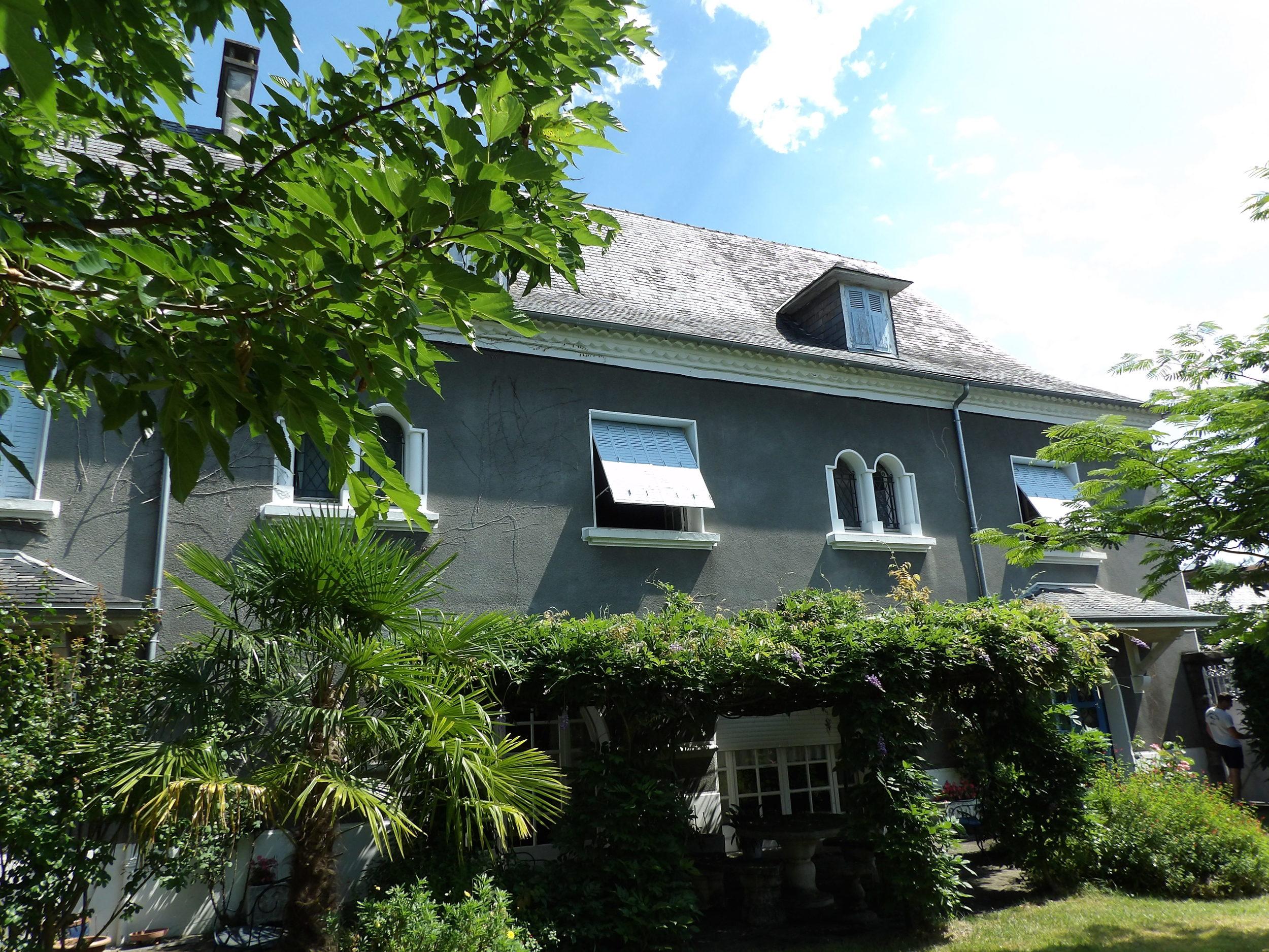 vente maison/villa 9 pièces Lamarque-Pontacq 65380