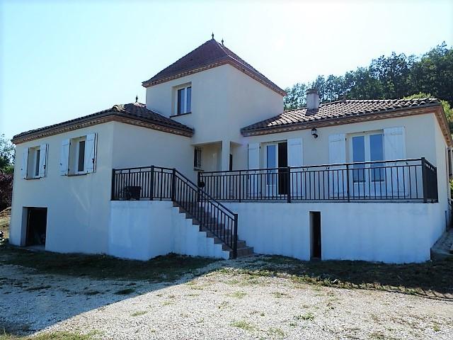 vente maison/villa 6 pièces Auradou 47140