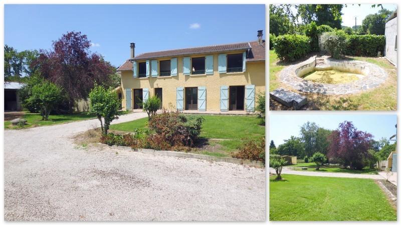 vente maison/villa 4 pièces Lagarde 65320