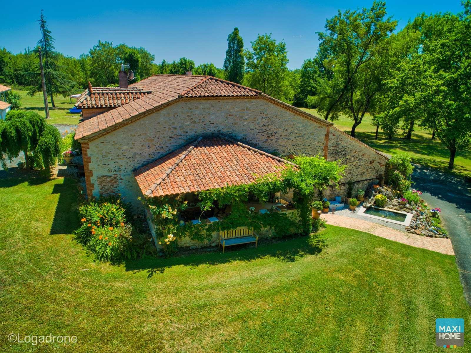 vente maison/villa 5 pièces Villeneuve-sur-Lot 47300