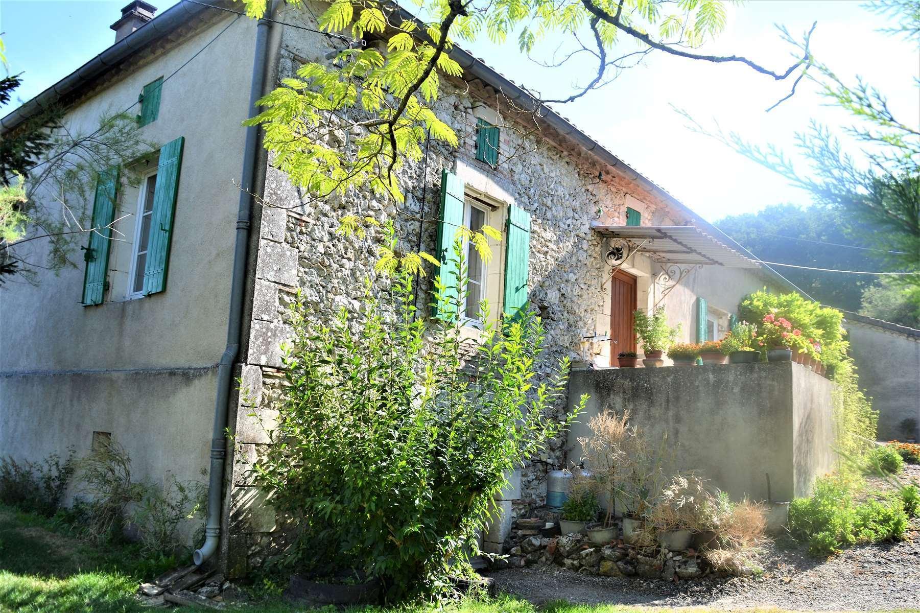 vente maison/villa 6 pièces Frespech 47140