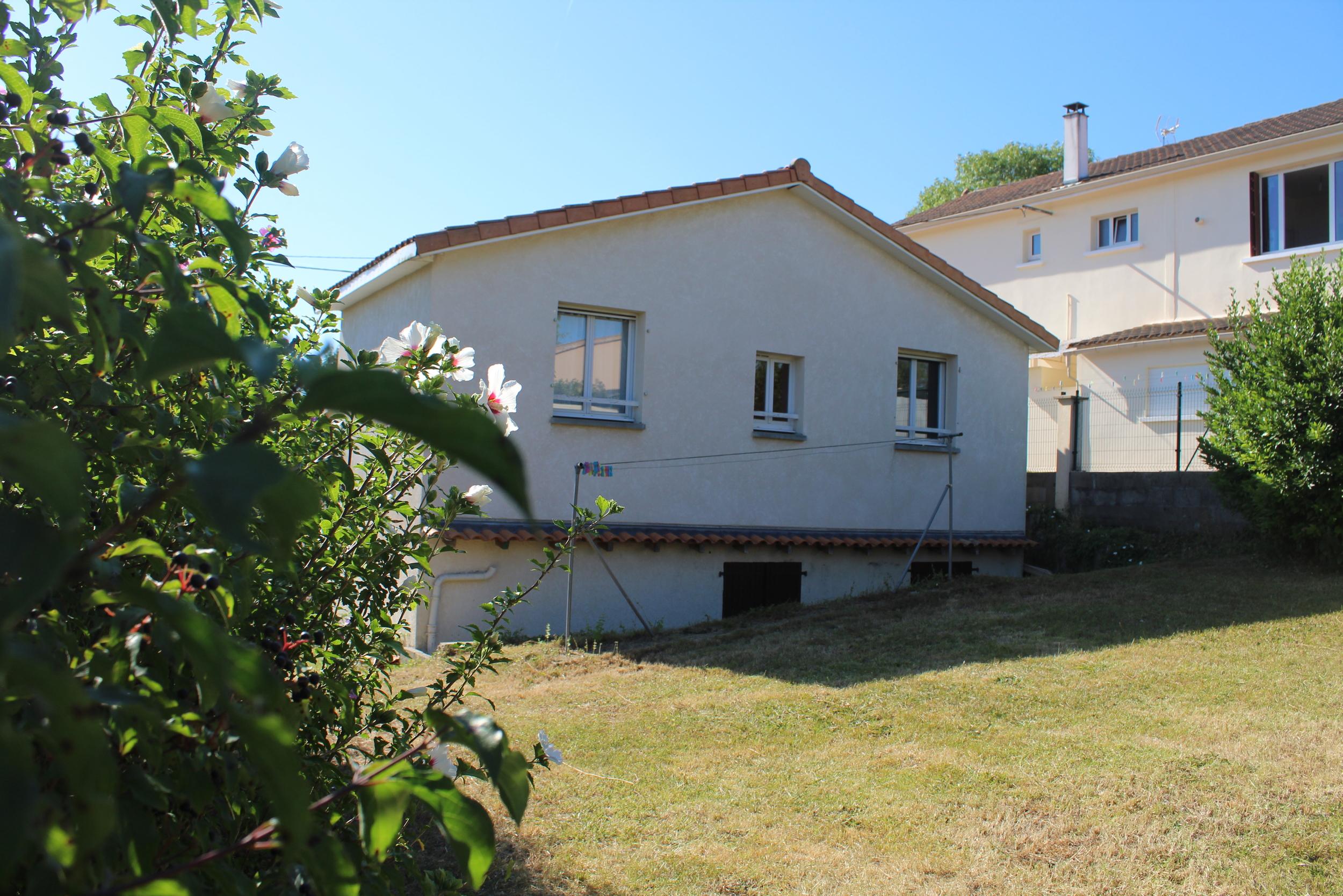 vente maison/villa 6 pièces La Couronne 16400
