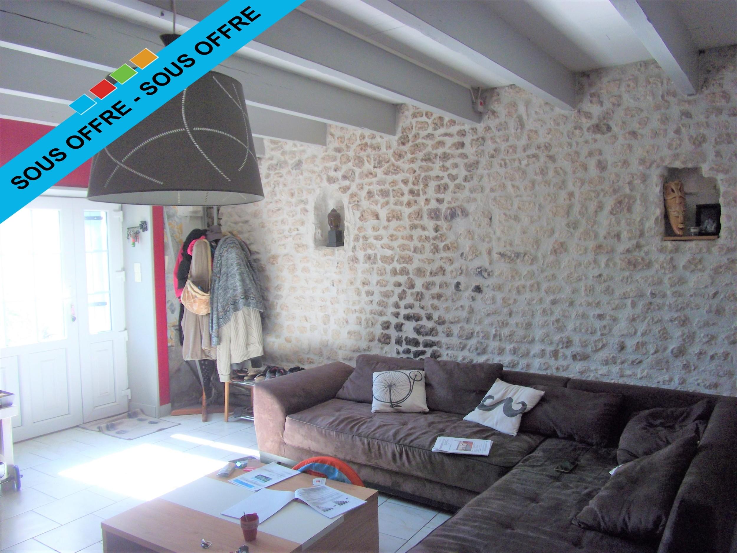 vente maison/villa 5 pièces Coulonges 17800