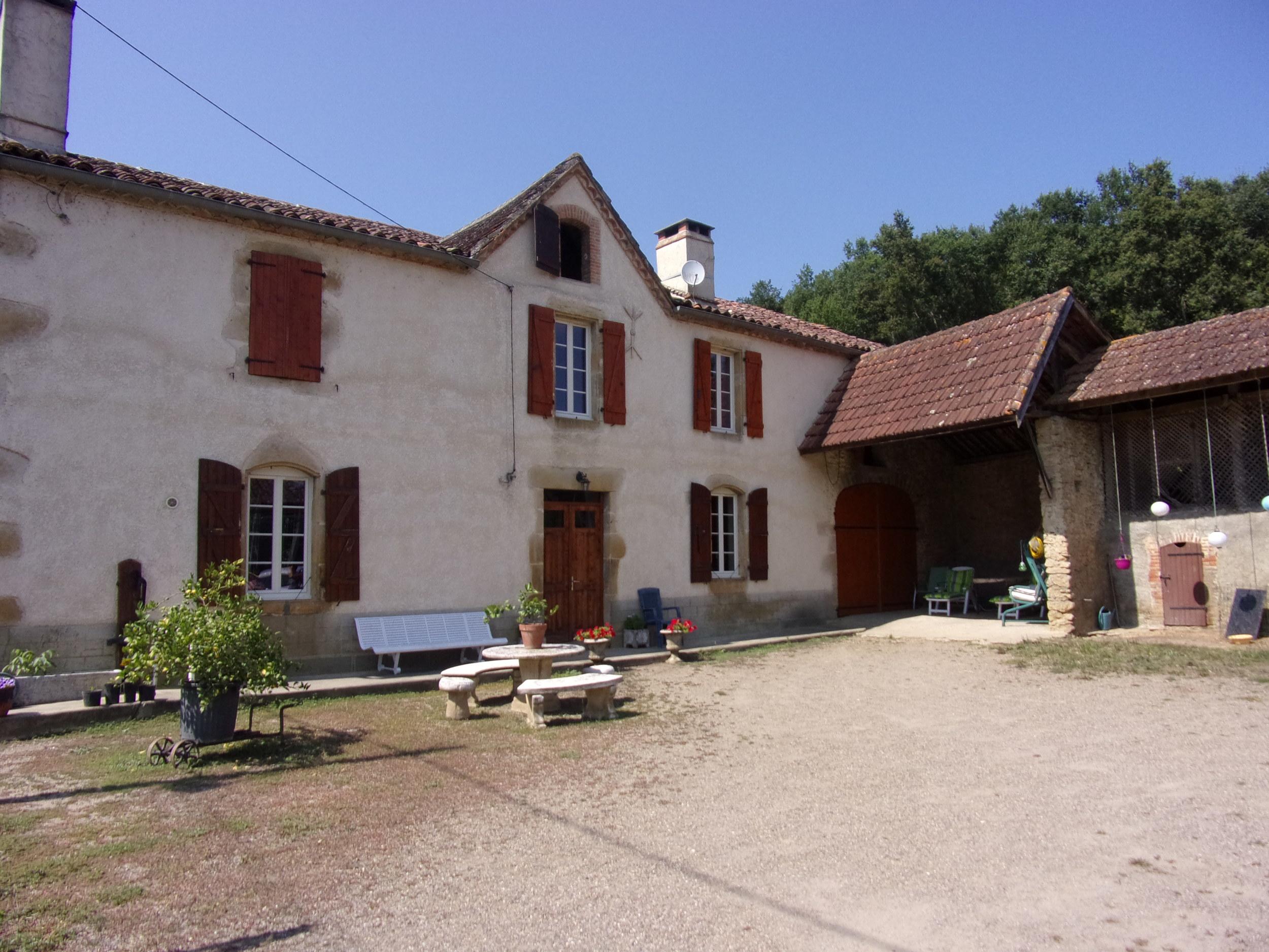 vente maison/villa 5 pièces Plaisance 32160