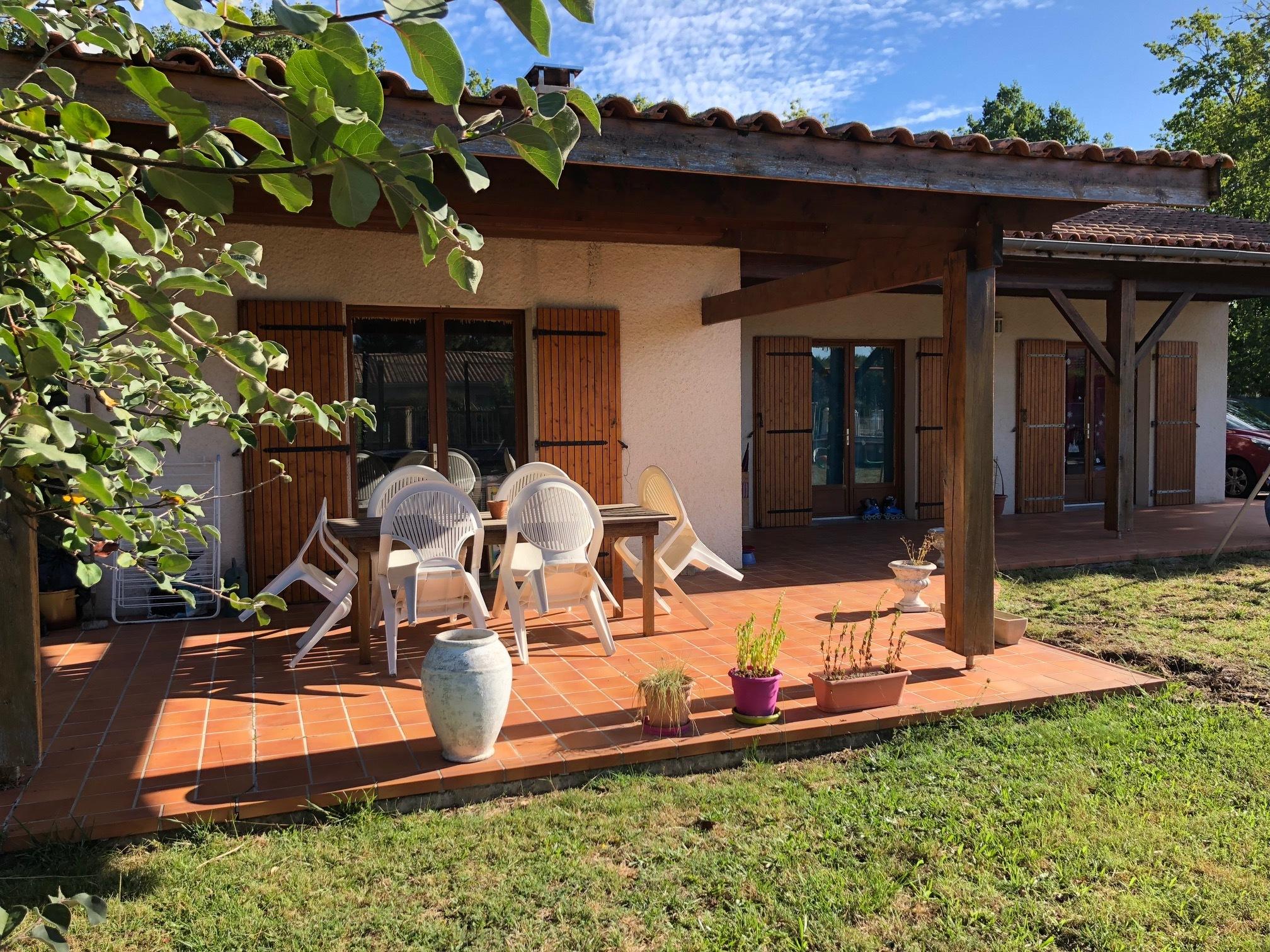 vente maison/villa 4 pièces Hourtin 33990
