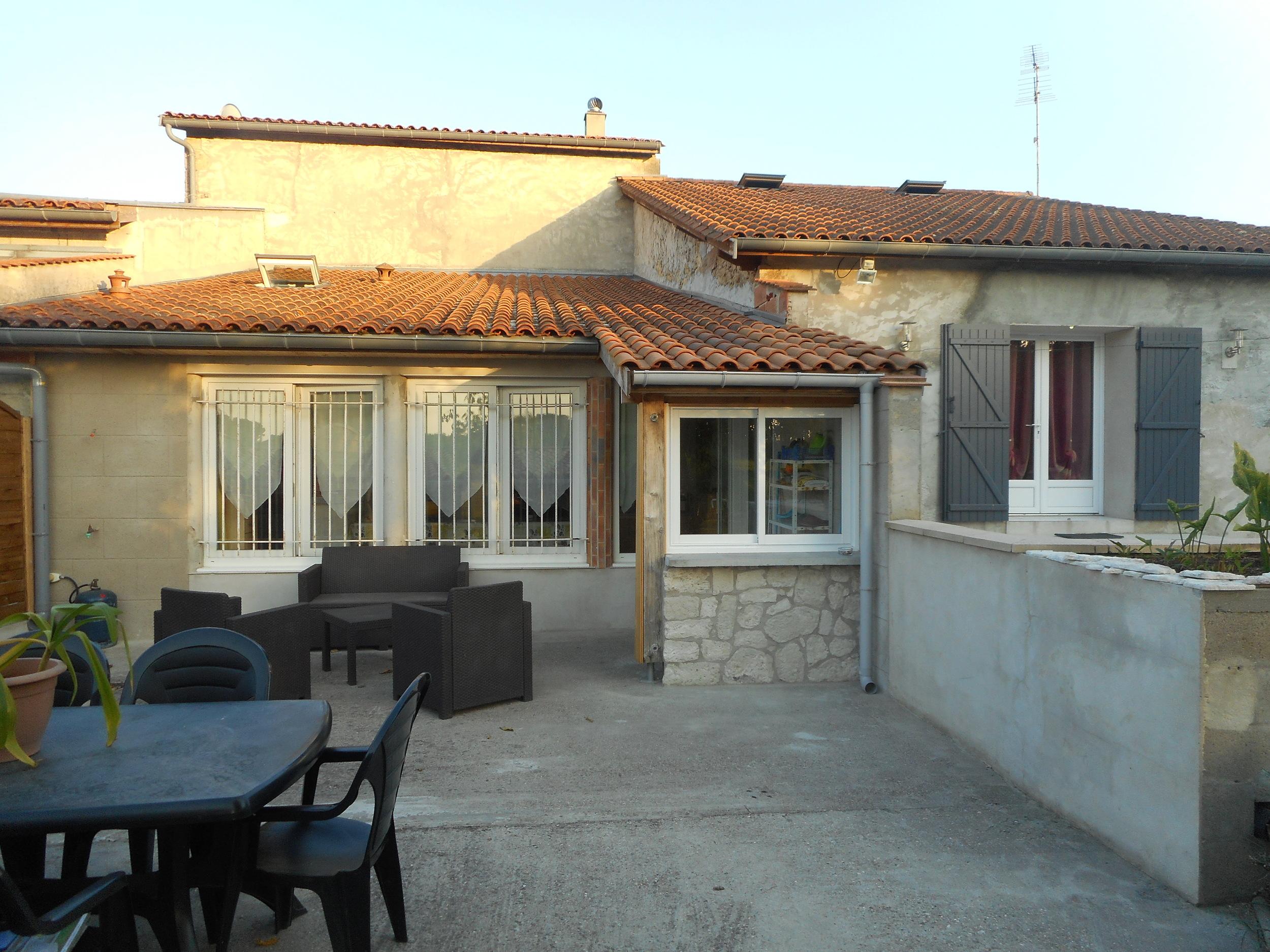 vente maison/villa 7 pièces Landiras 33720