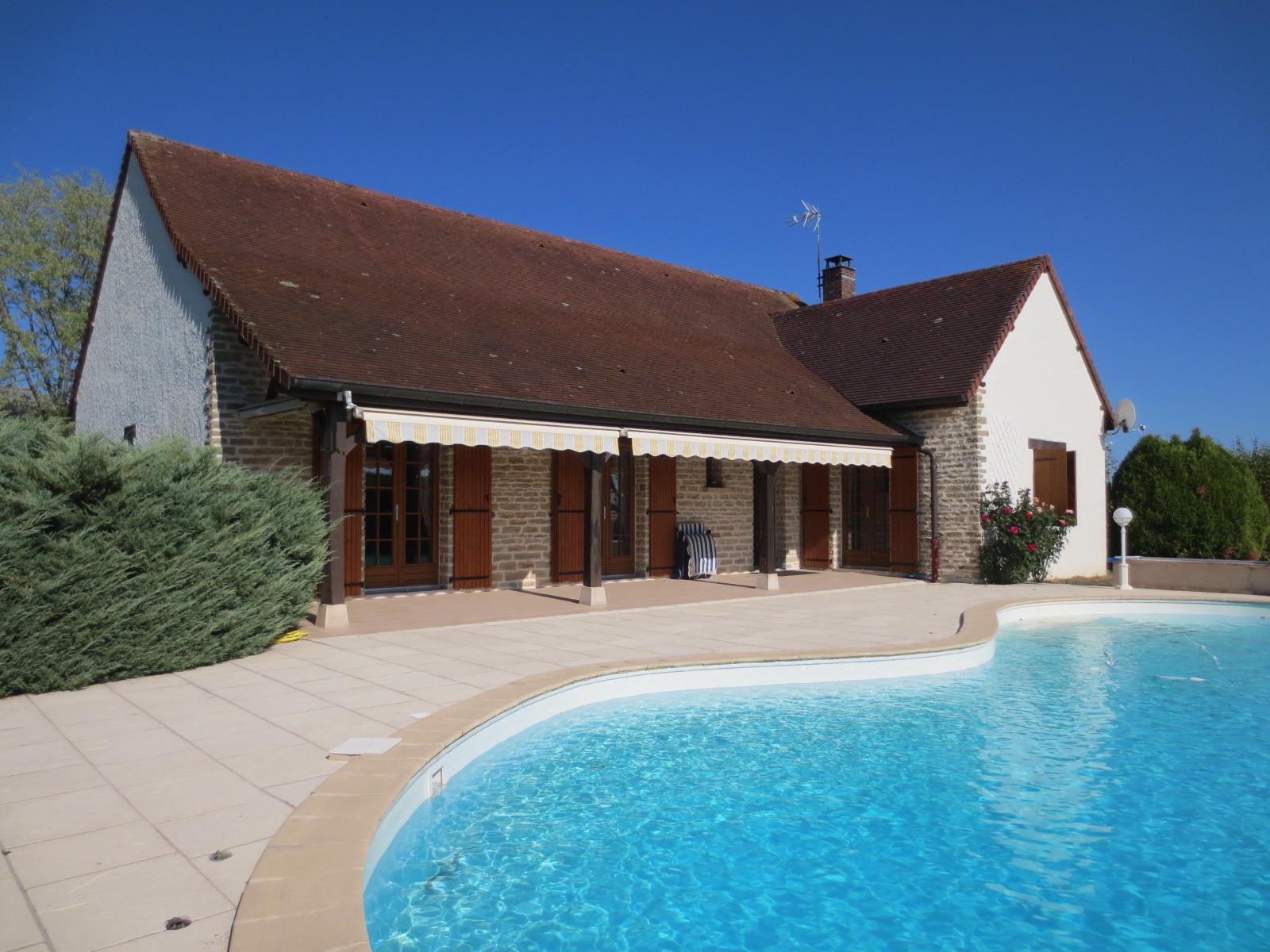 vente maison/villa 5 pièces Buxy 71390