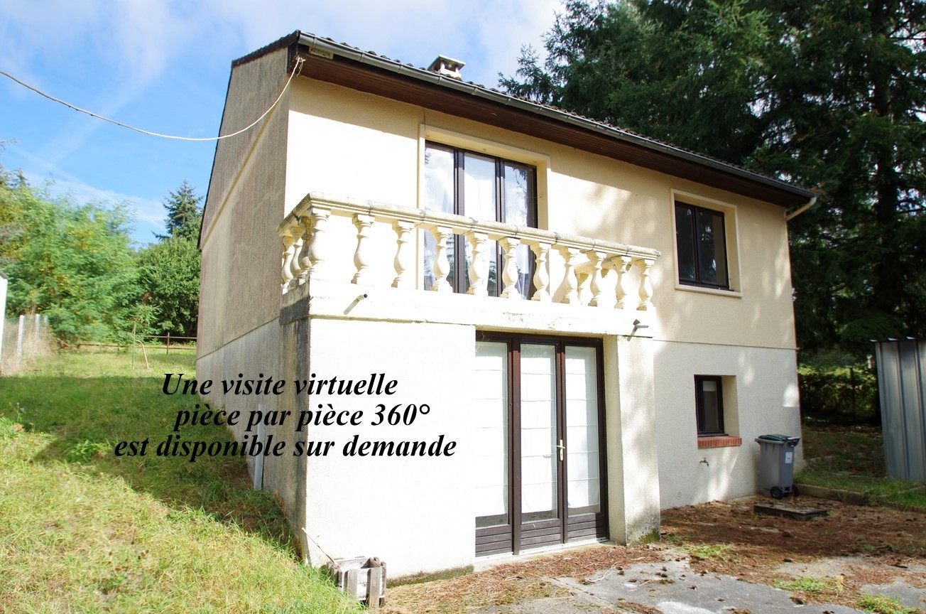 vente maison/villa 5 pièces Dampierre-en-Burly 45570