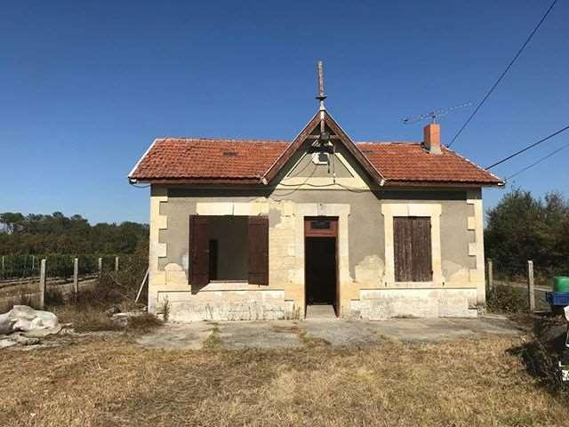vente maison/villa 3 pièces Blaye 33390
