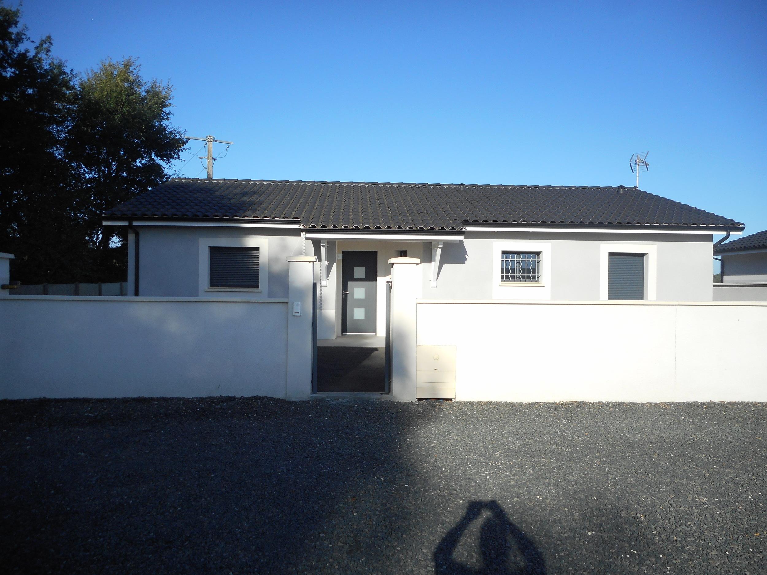 vente maison/villa 6 pièces Roaillan 33210