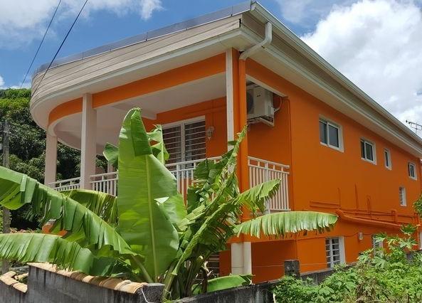 vente maison/villa 7 pièces Bellefontaine 97222