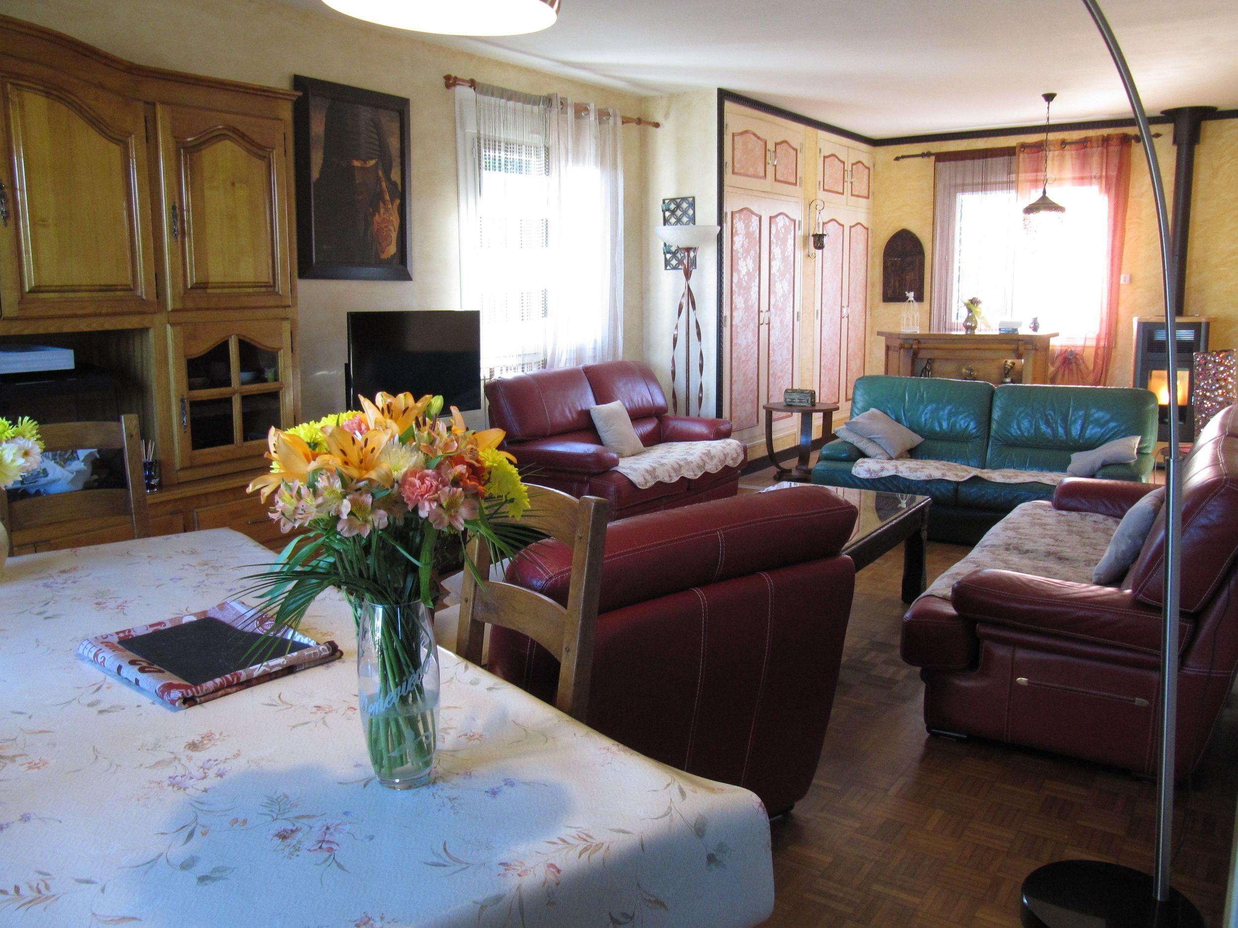 vente maison/villa 7 pièces Neuvic-Entier 87130