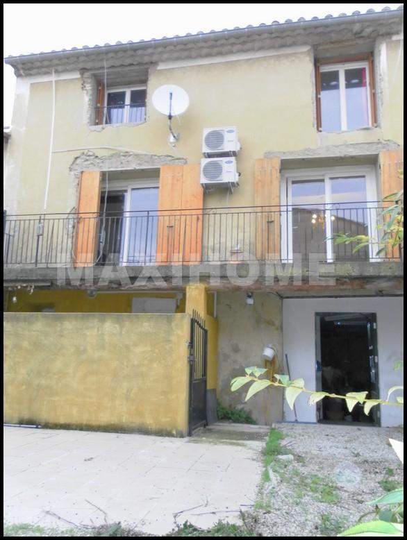 vente maison/villa 9 pièces Caderousse 84860