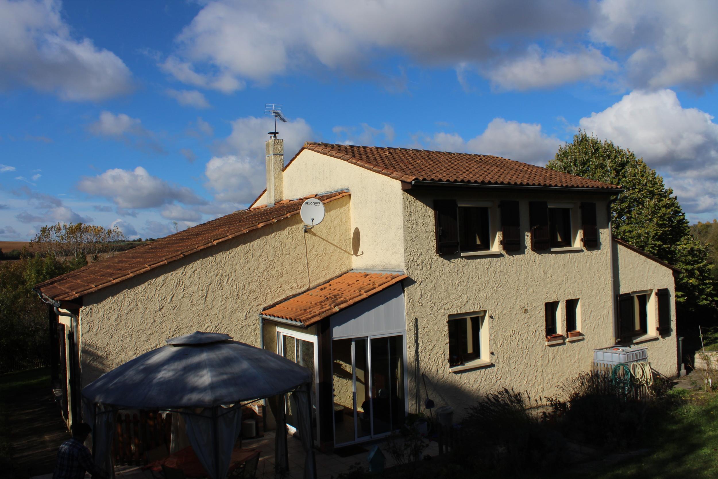 vente maison/villa 7 pièces Champniers 16430